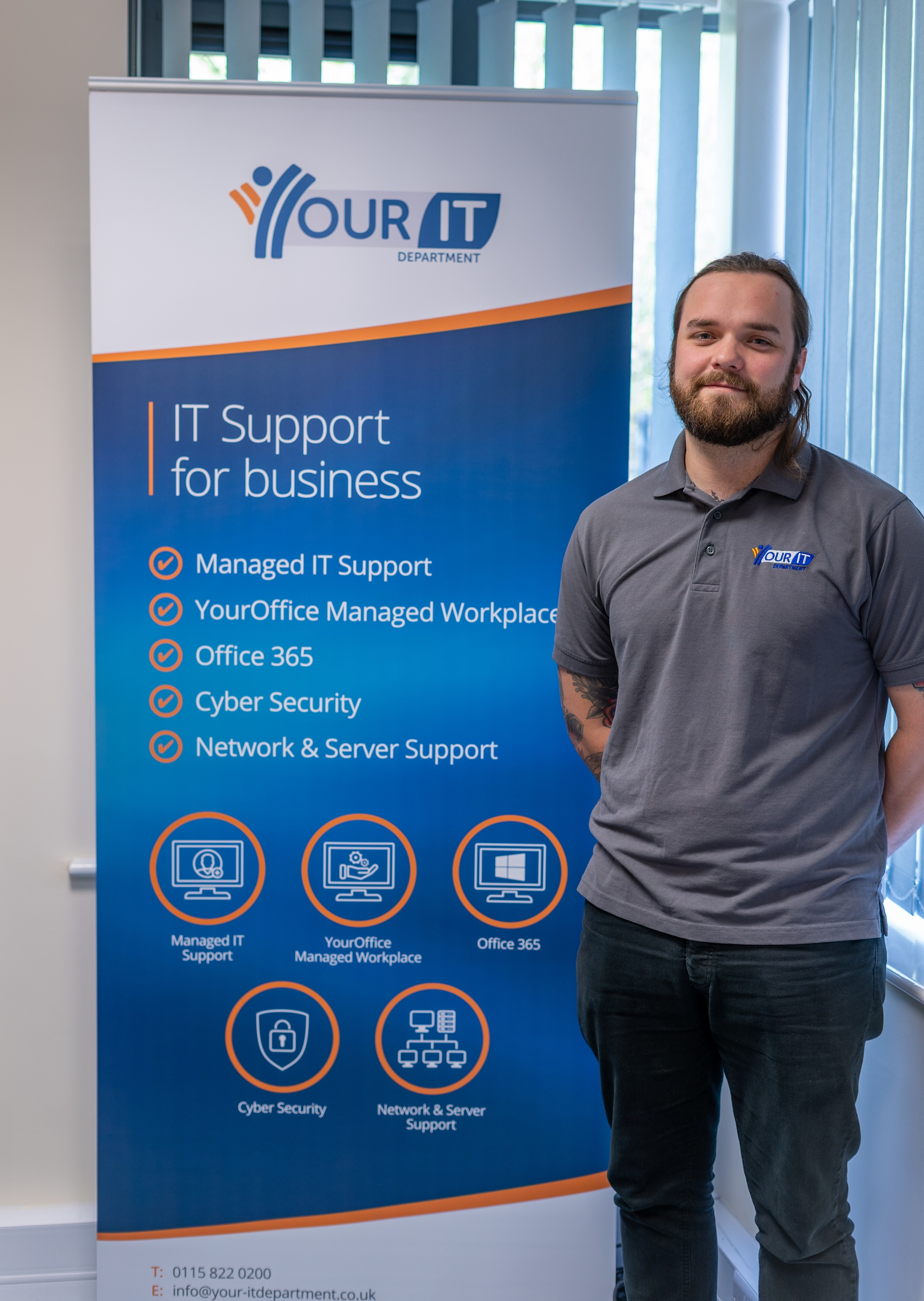 IT Service Company Boosts Technical Team