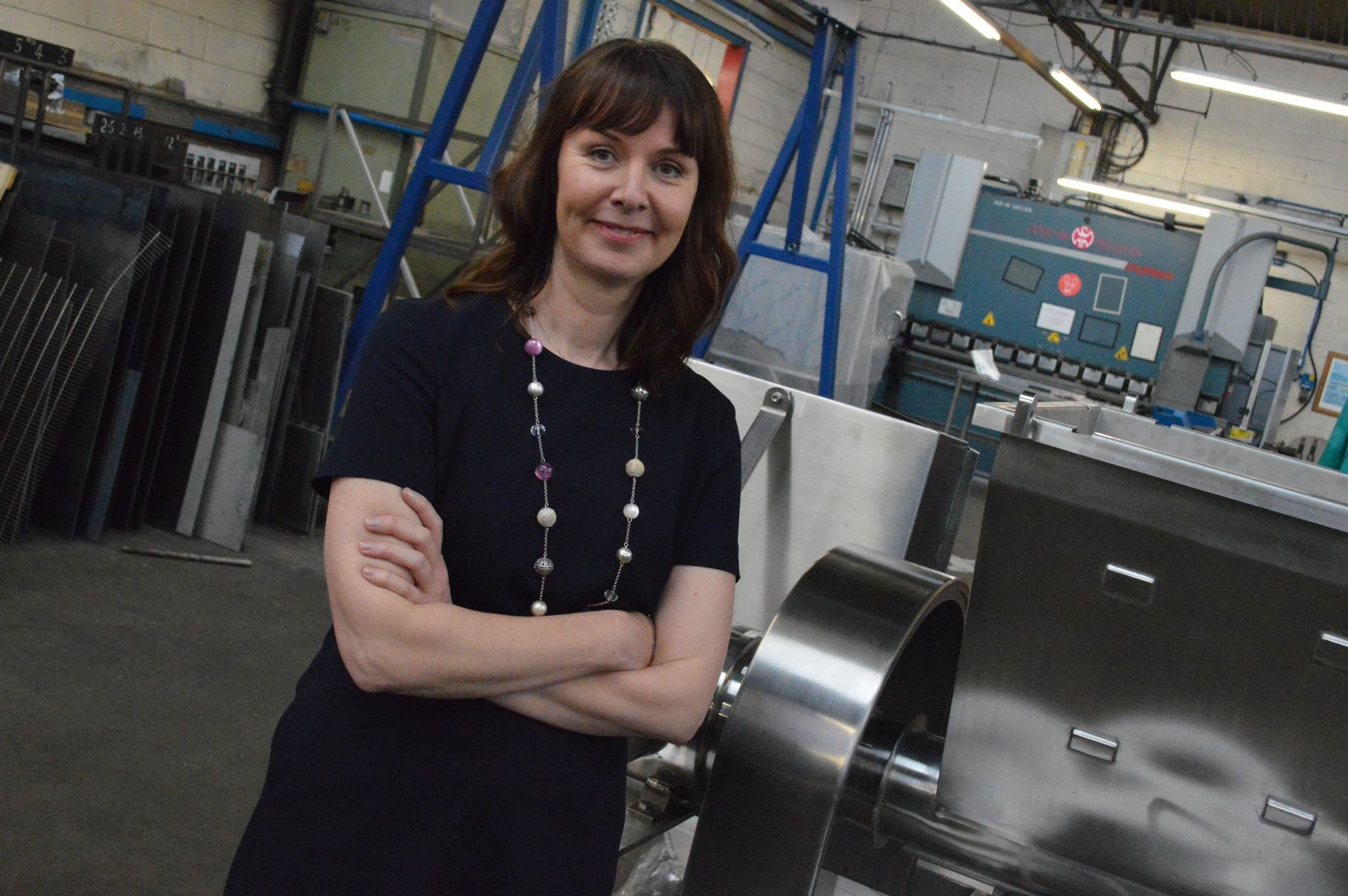 Leicester fabricator part of Government lobby group on workplace air quality