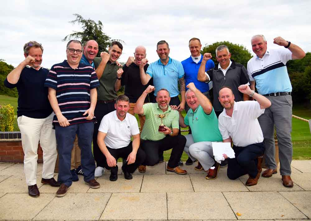 Russells tee up charity golf day