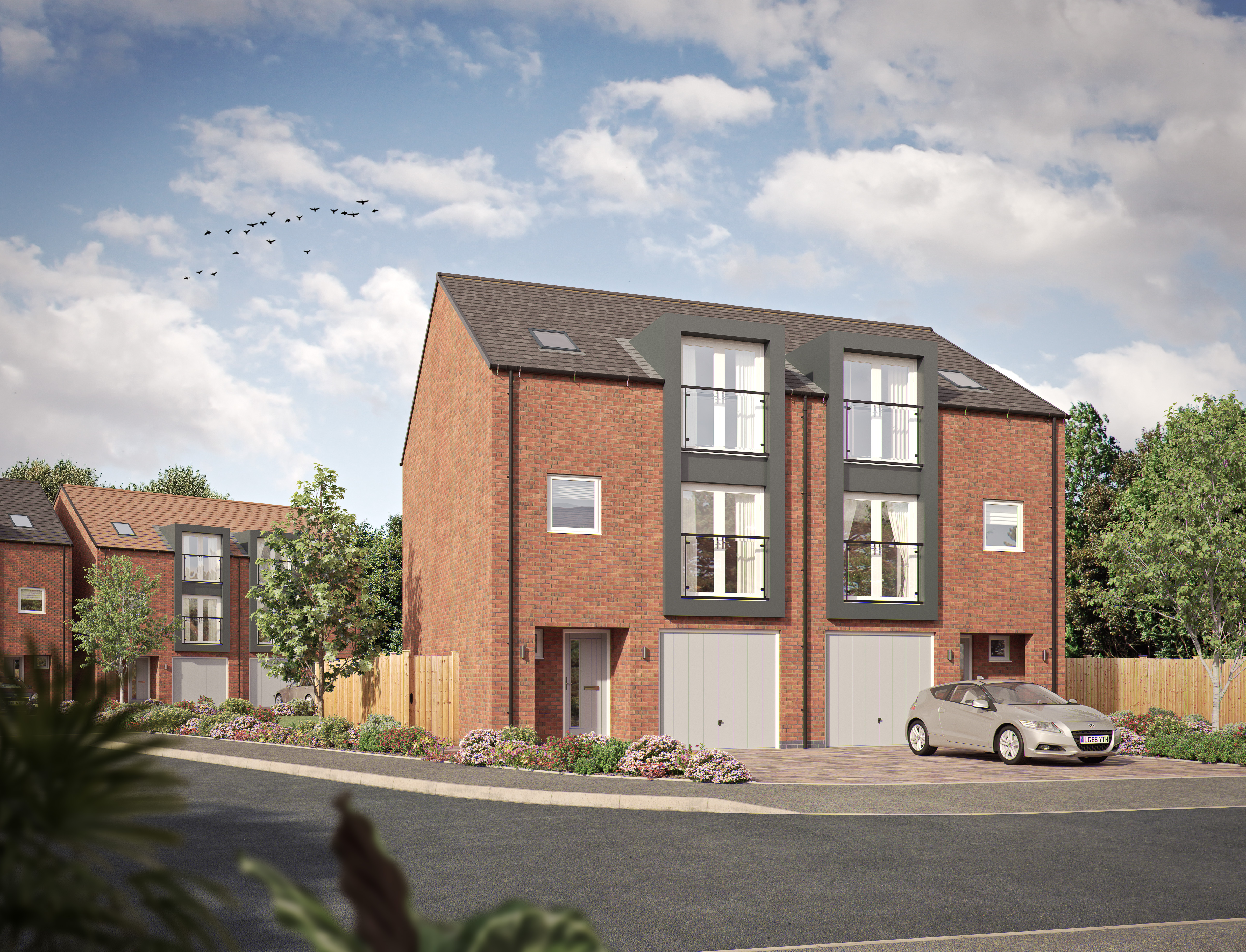 21st March launch date announced for Peveril Homes' Myford Place show home in Beeston