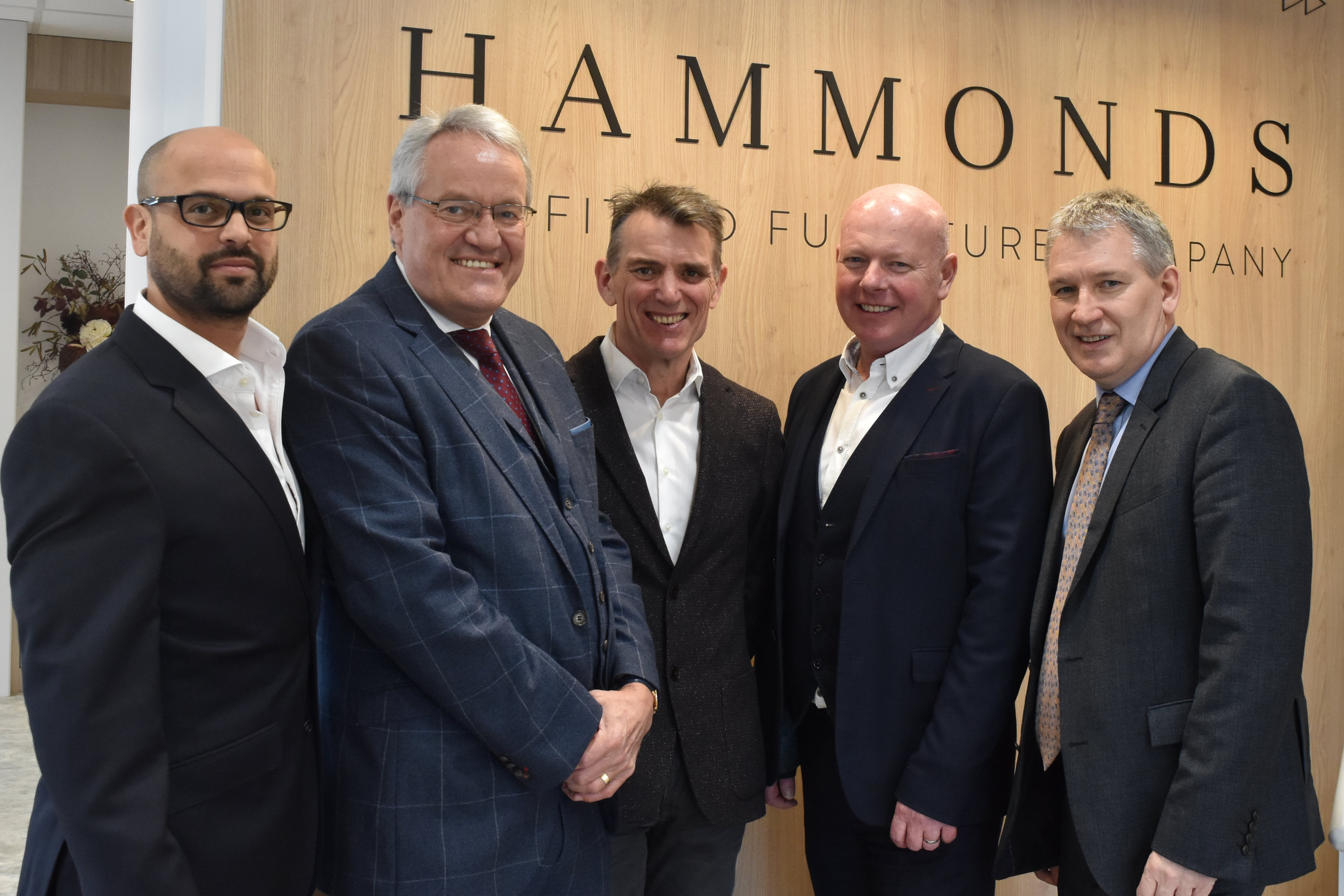 MBO at Midlands-based furniture manufacturer and retailer Hammonds