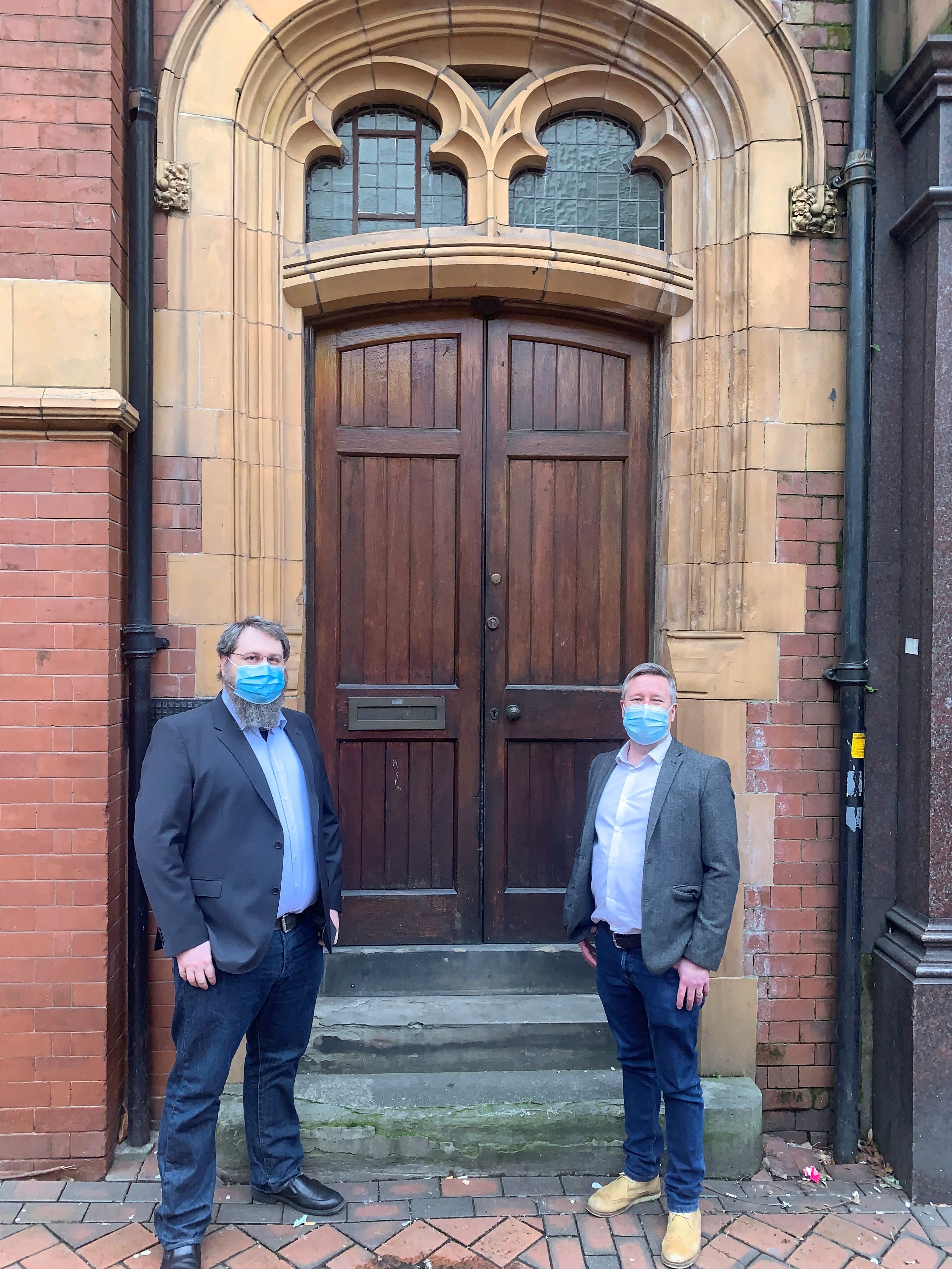 CPW DERBY BUILDS ITS COMMITMENT TO THE CITY WITH A NEW OFFICE AND TEAM MEMBER