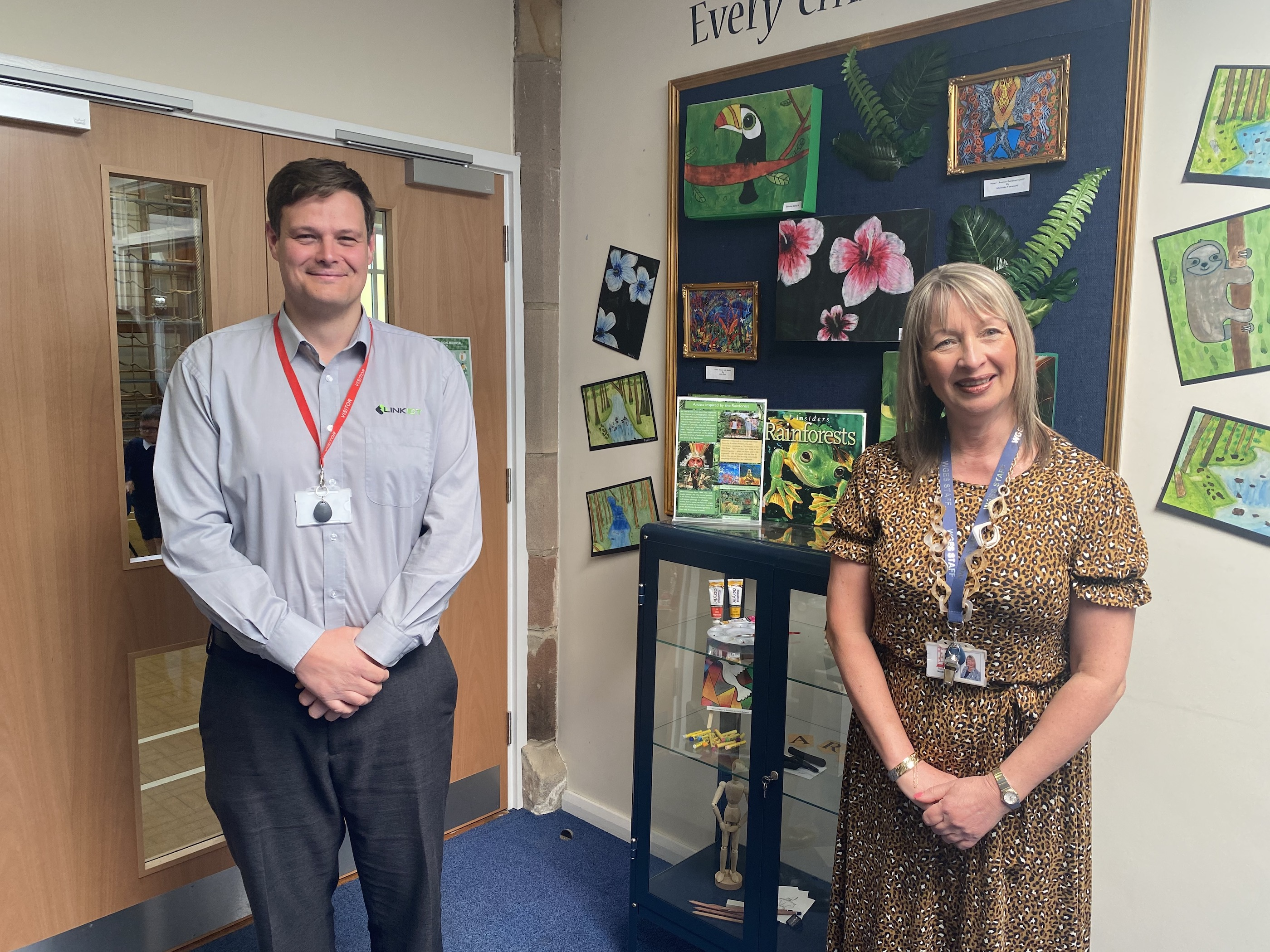Derbyshire School Enhances their IT Provision with New IT Support Contract