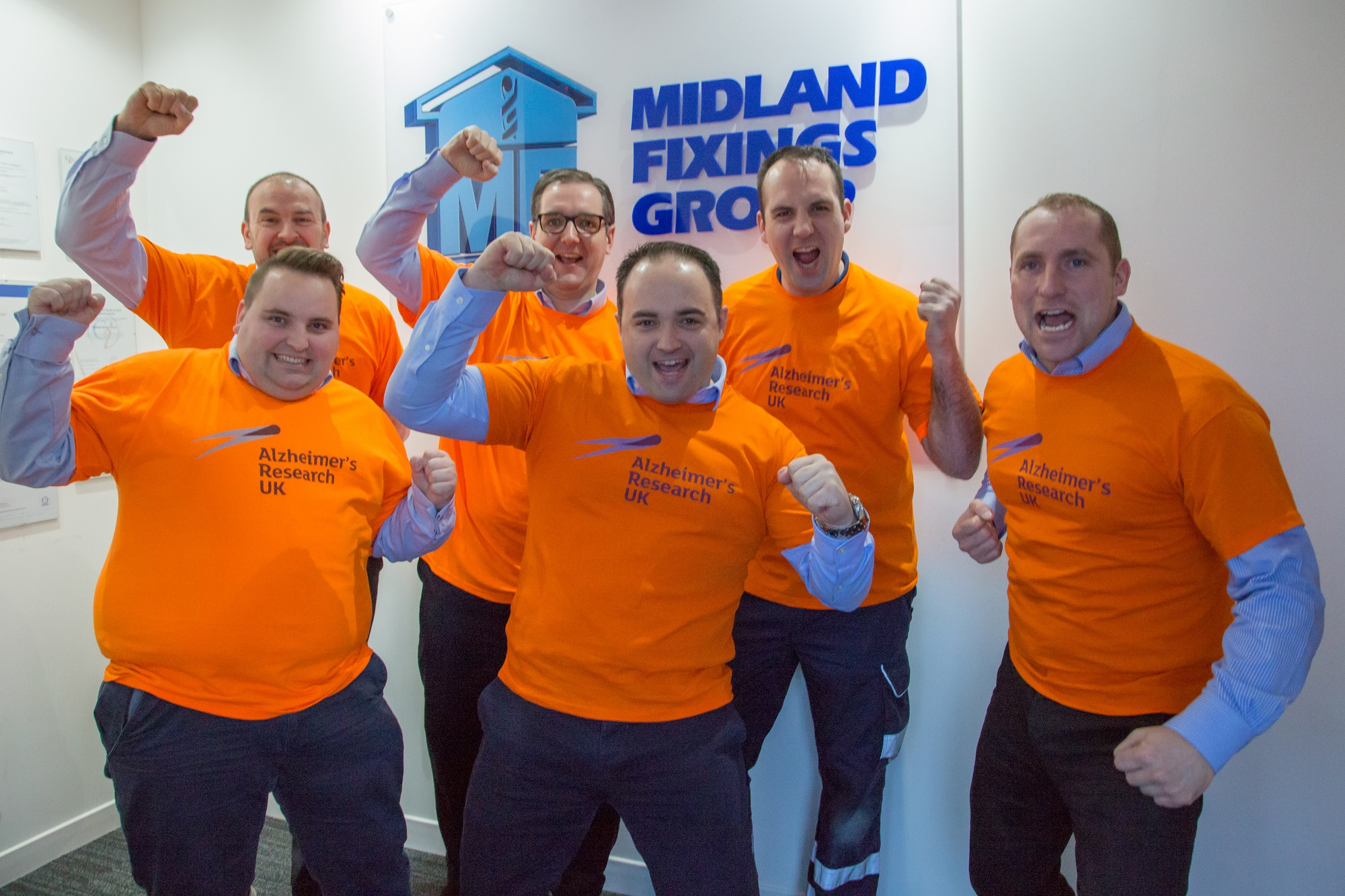 MIDLAND FIXINGS LAUNCHES ITS 2018 FUNDRAISING PROGRAMME