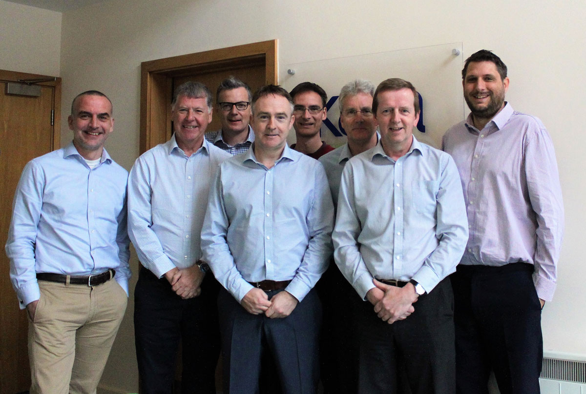 KAM celebrates five years in business and 64% growth in the last 12 months