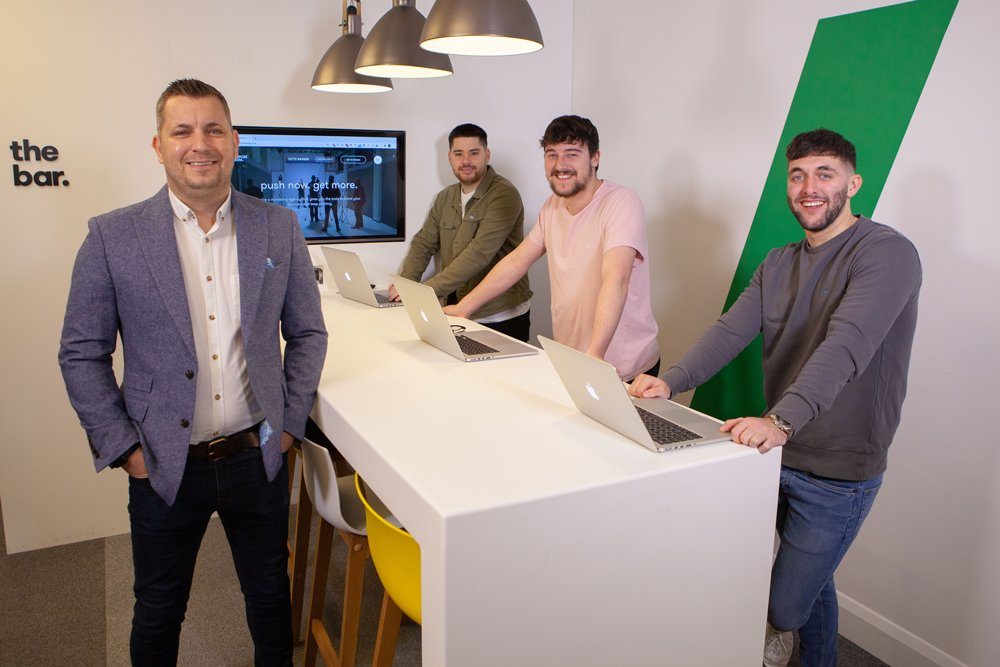 Career opportunities for four apprentices