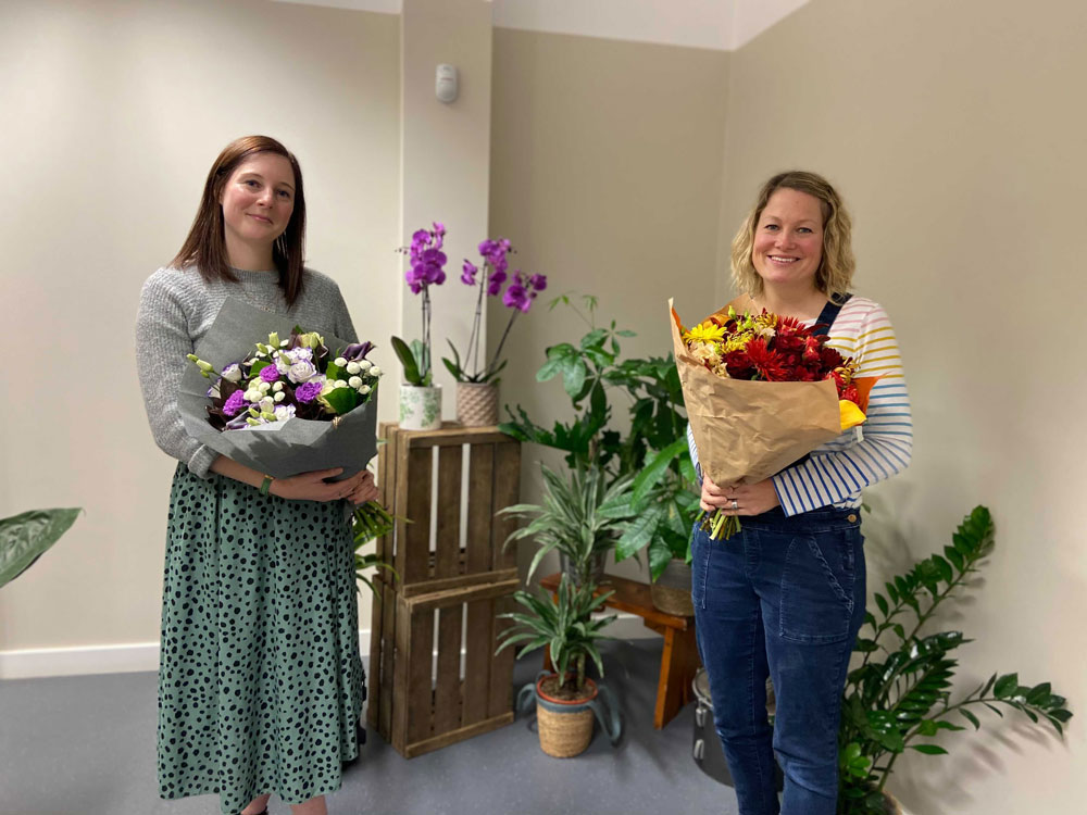 Cartwright 'blooms' following consumer account win