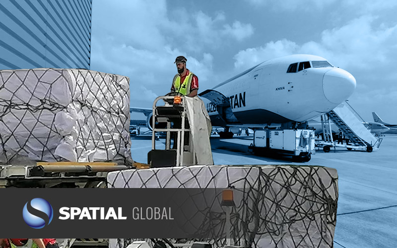 Growth in Air Freight for Spatial Global working with Doncaster Sheffield Airport