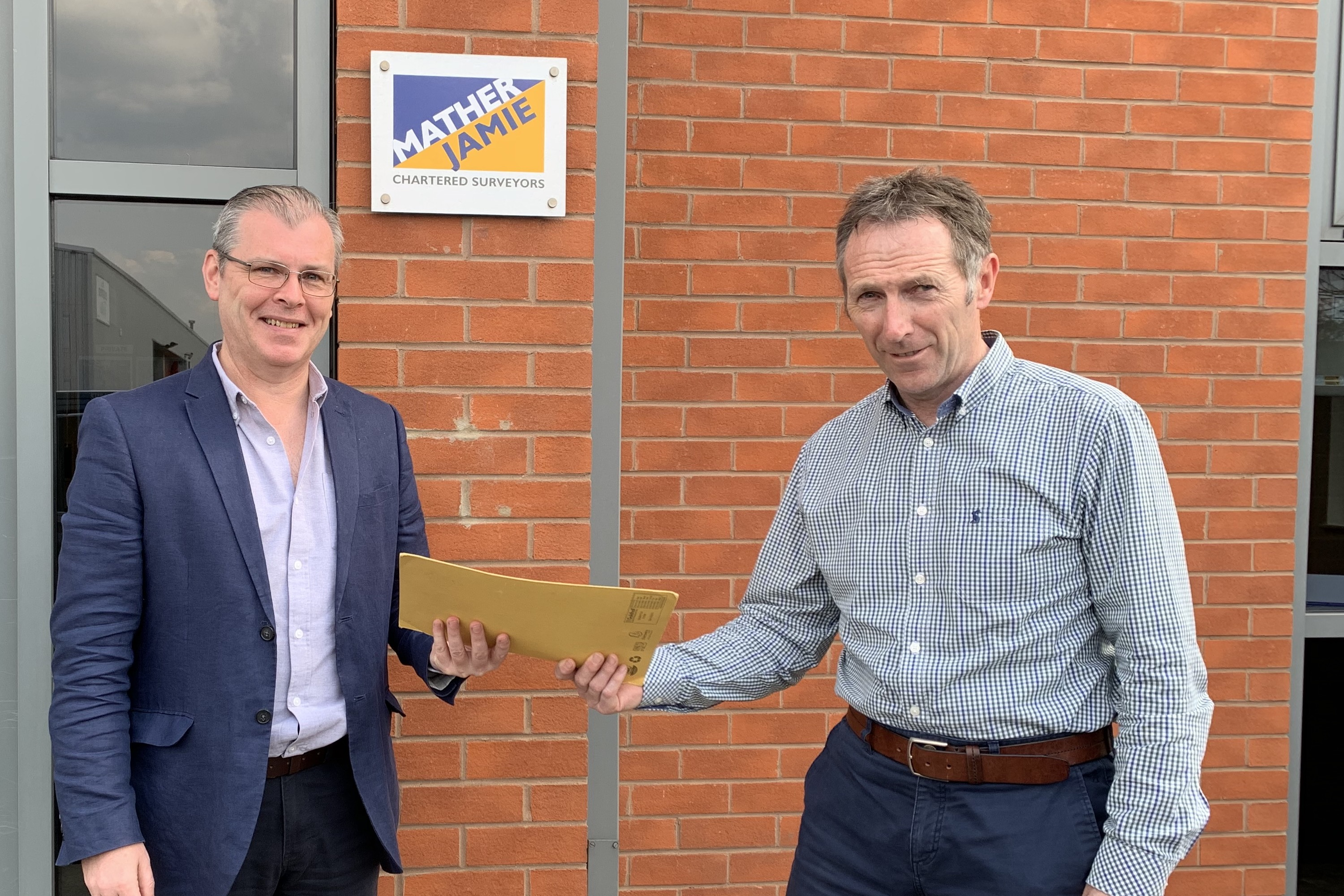 Experienced project and operations professional joins Mather Jamie