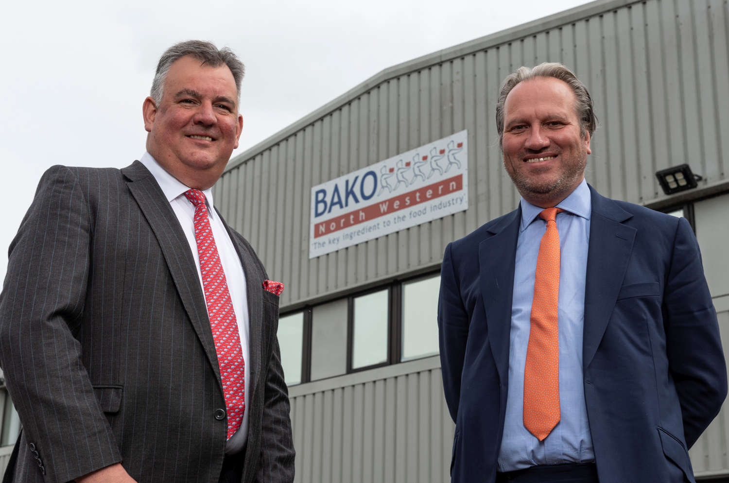 Luke Evans Bakery MD appointed chairperson of BAKO Group