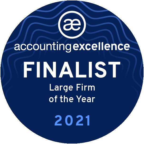 Duncan & Toplis named a finalist in 2021 Accounting Excellence Awards