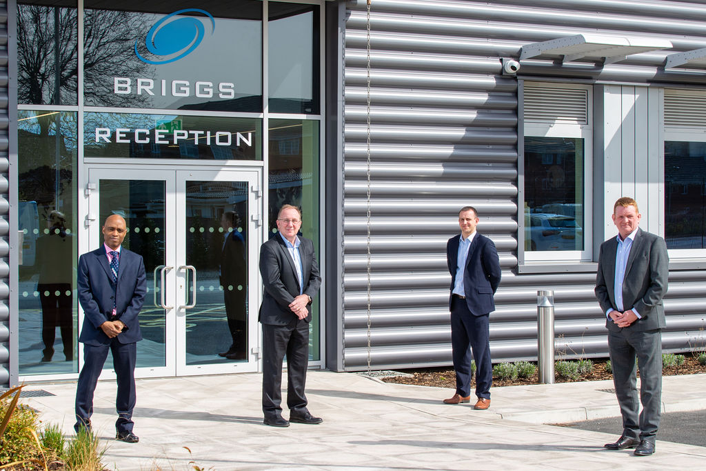 Major investment by leading process engineering and manufacturing company in the Midlands supporting future growth opportunities