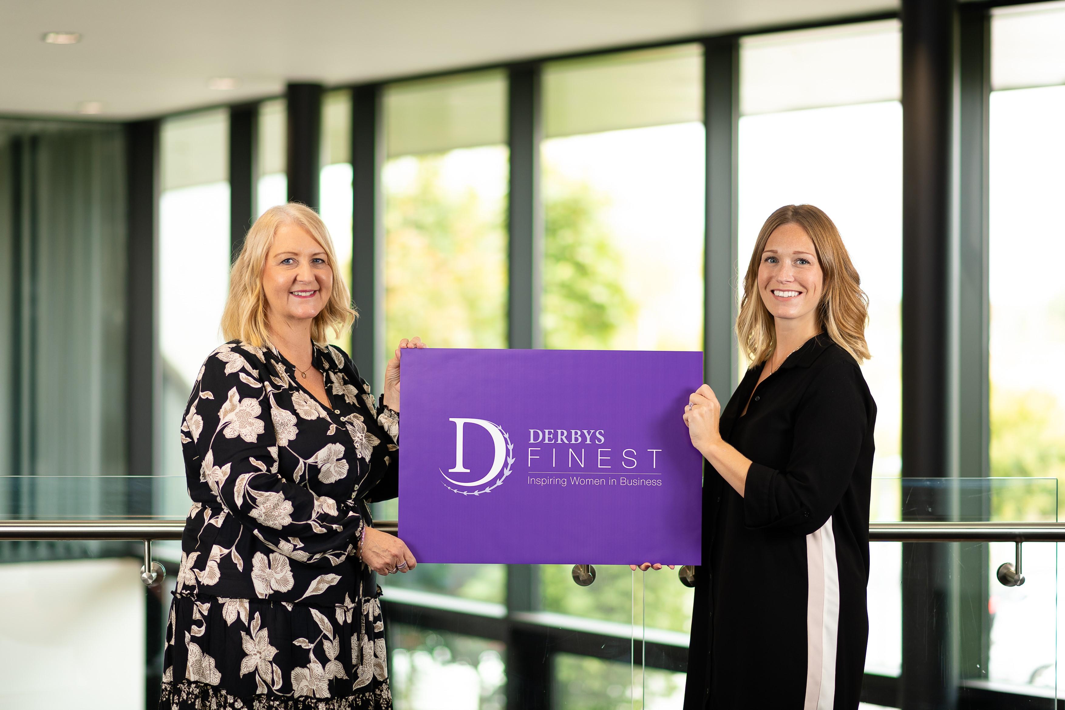 Local Entrepreneur Supports Derbys Finest Re-brand