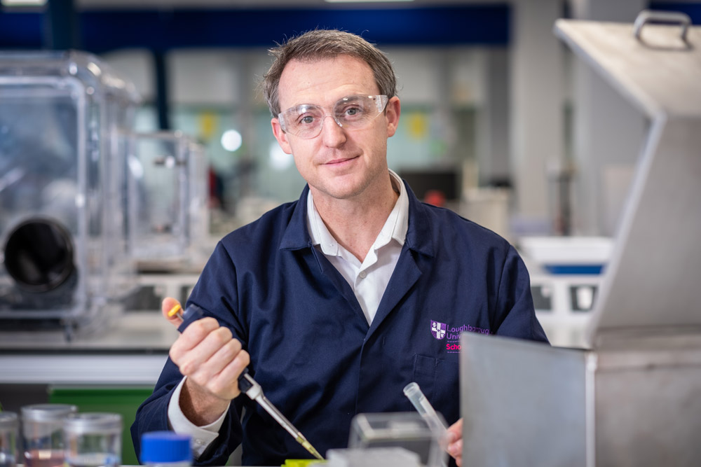 Loughborough University technology aims to revolutionise drinks industry