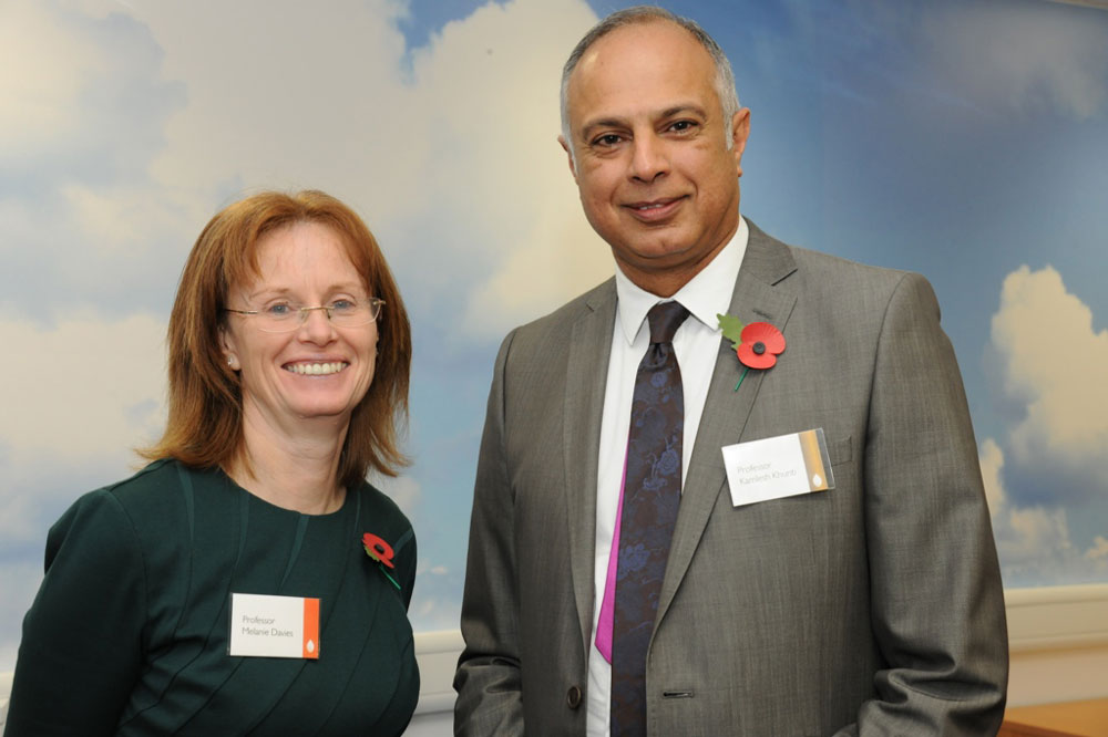A diabetes course developed by Leicester researchers made free in response to coronavirus