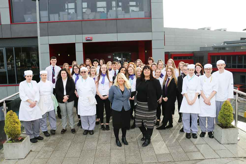 Hospitality students to get to grips with hotel life