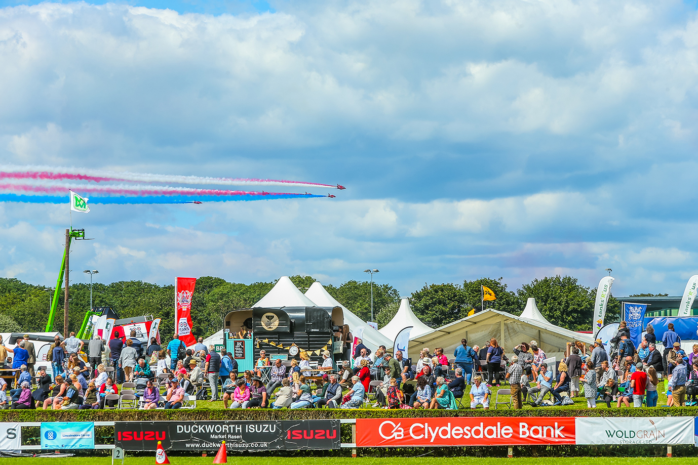 LINCOLNSHIRE SHOW ONLINE GOES GLOBAL