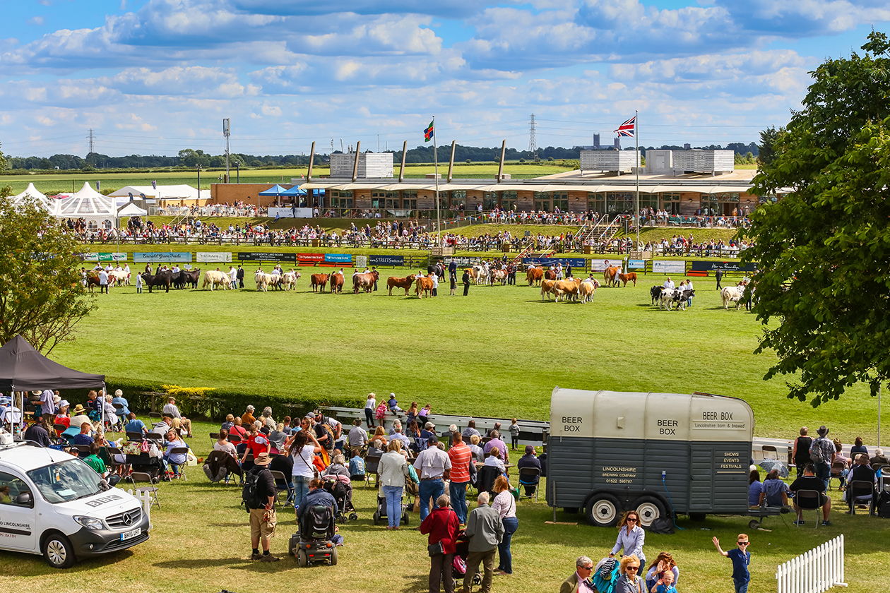 THE SHOW MUST GO ON: HUGE SUCCESS FOR LINCOLNSHIRE SHOW ONLINE