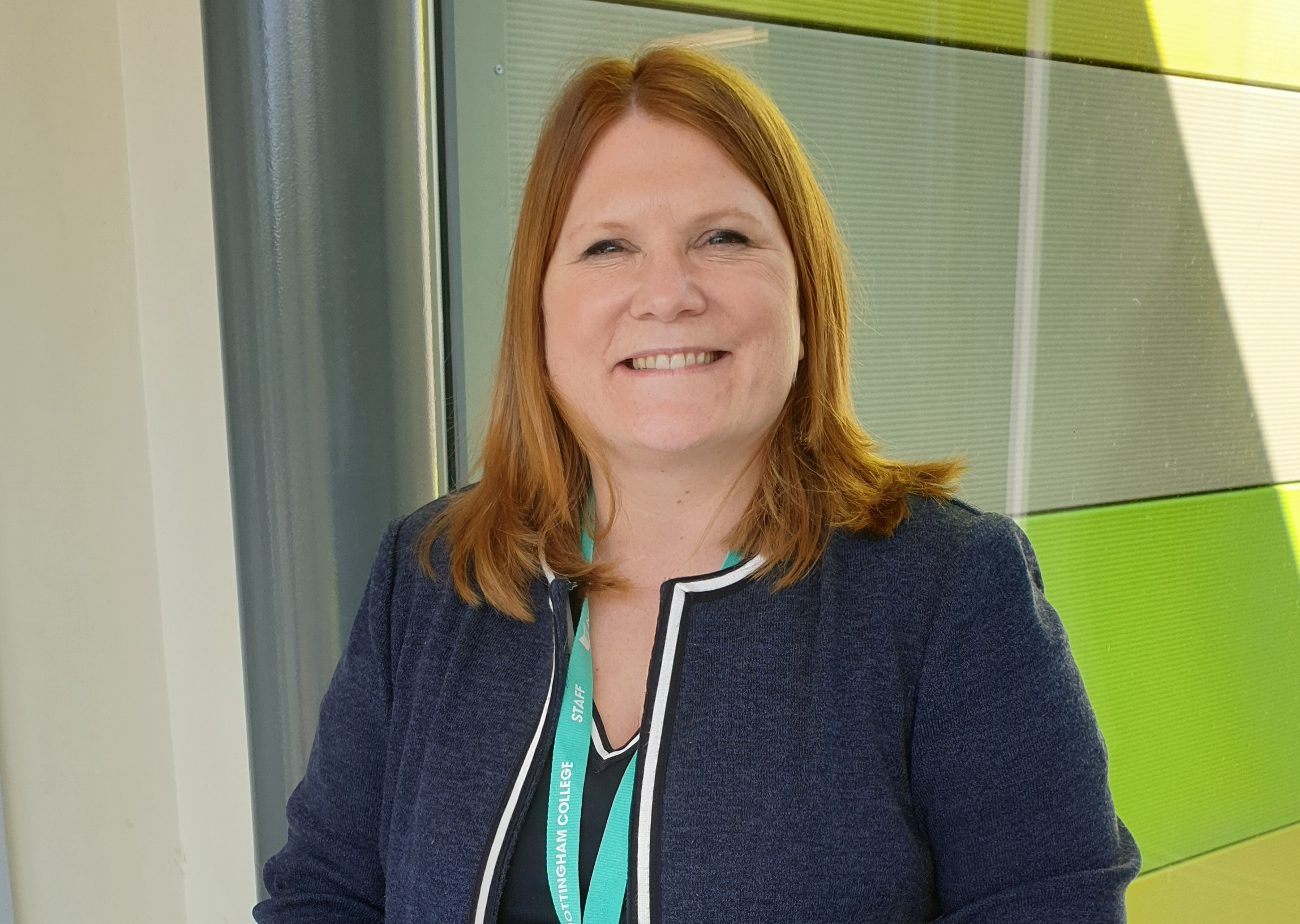 News release: New Director to lead apprenticeships and employer services at Nottingham College
