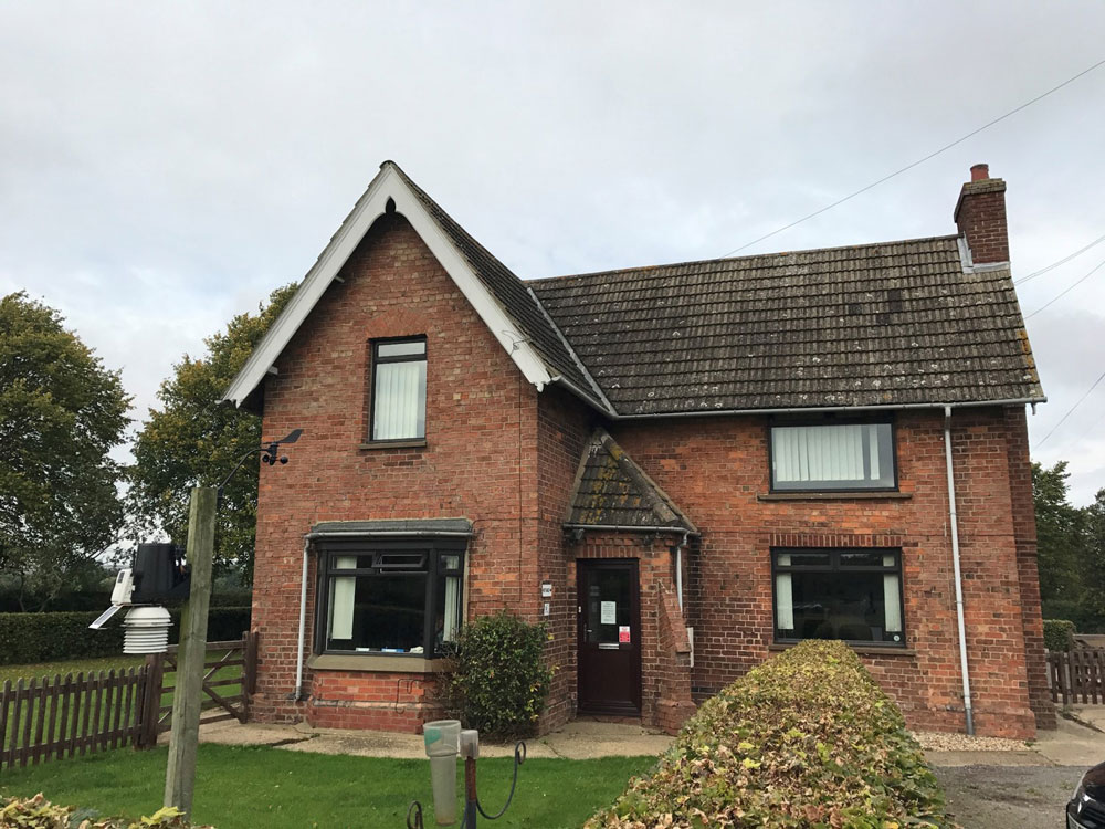 Farm office sold after successful change of use application