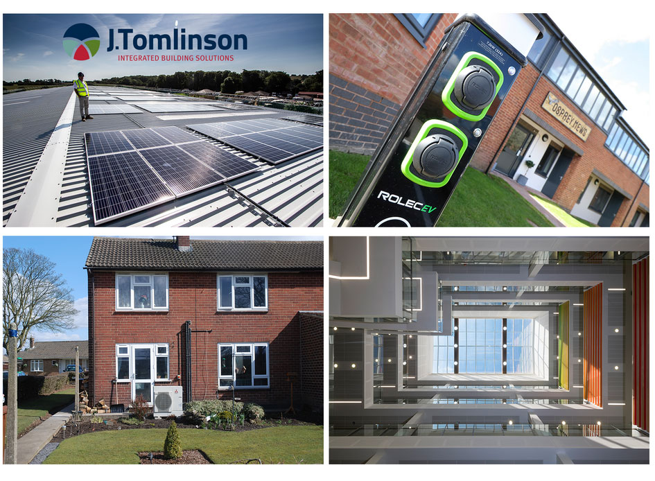 J Tomlinson moves towards zero carbon with official green services launch
