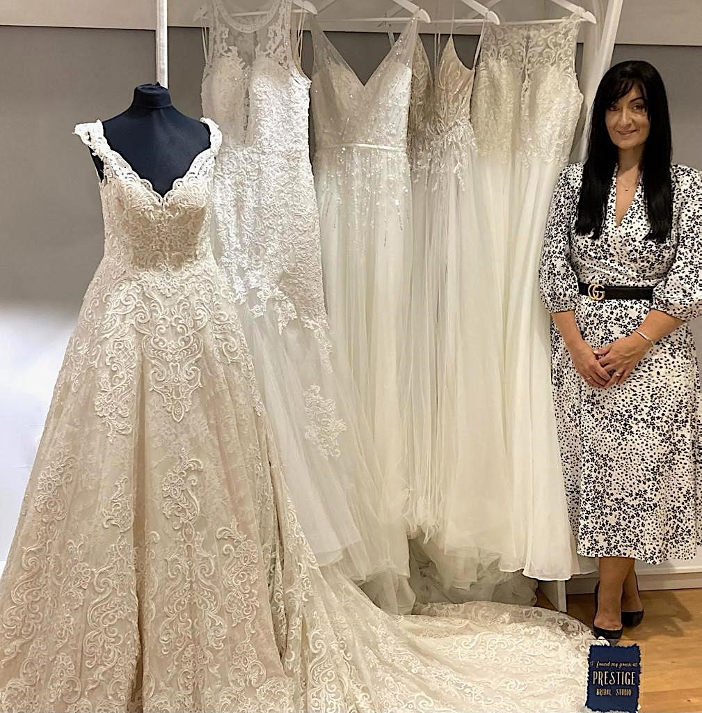 Lucie says I do to opening new bridal shop