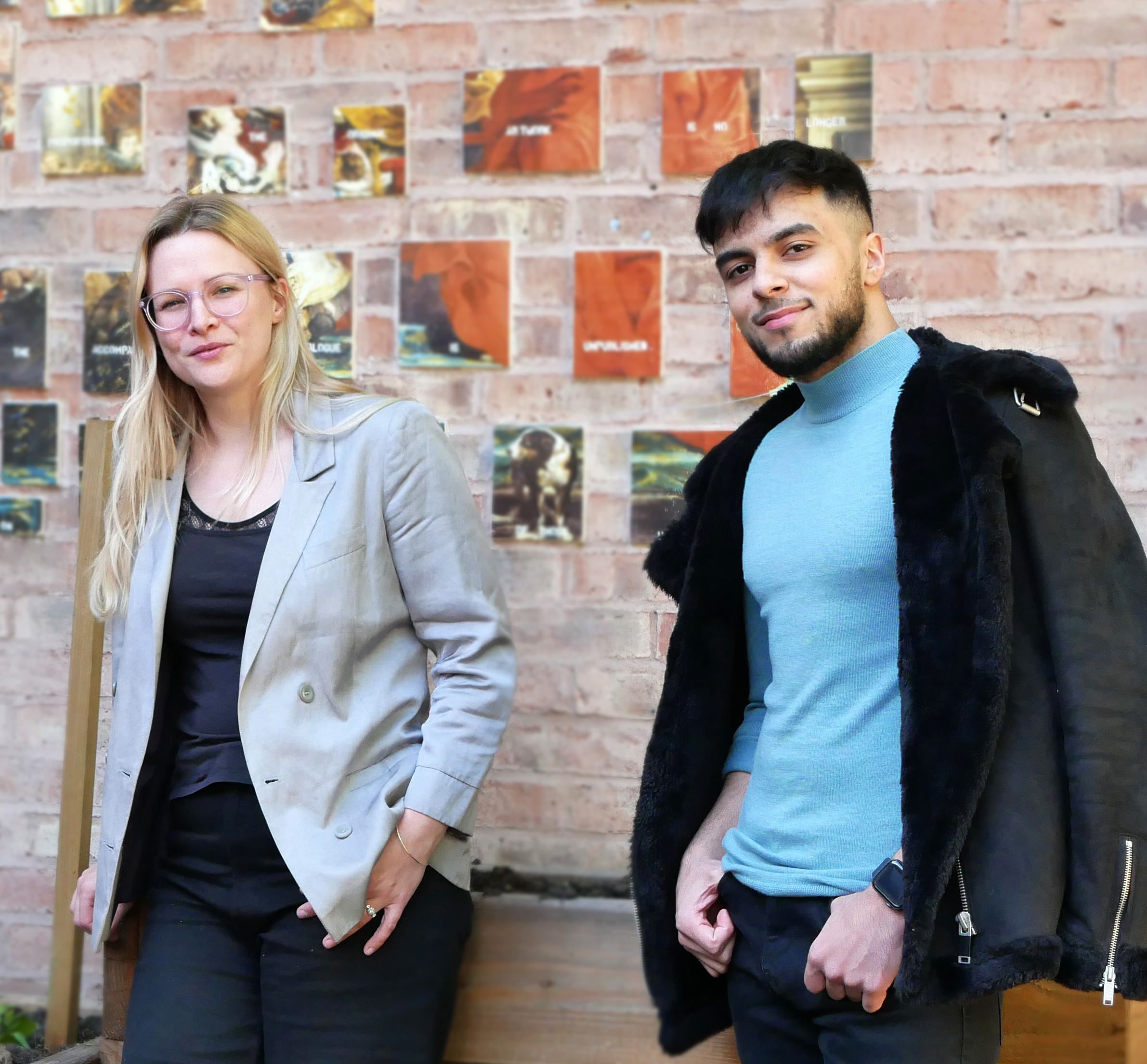 LEICESTER DIGITAL AGENCY APPOINTS TWO NEW STARTERS