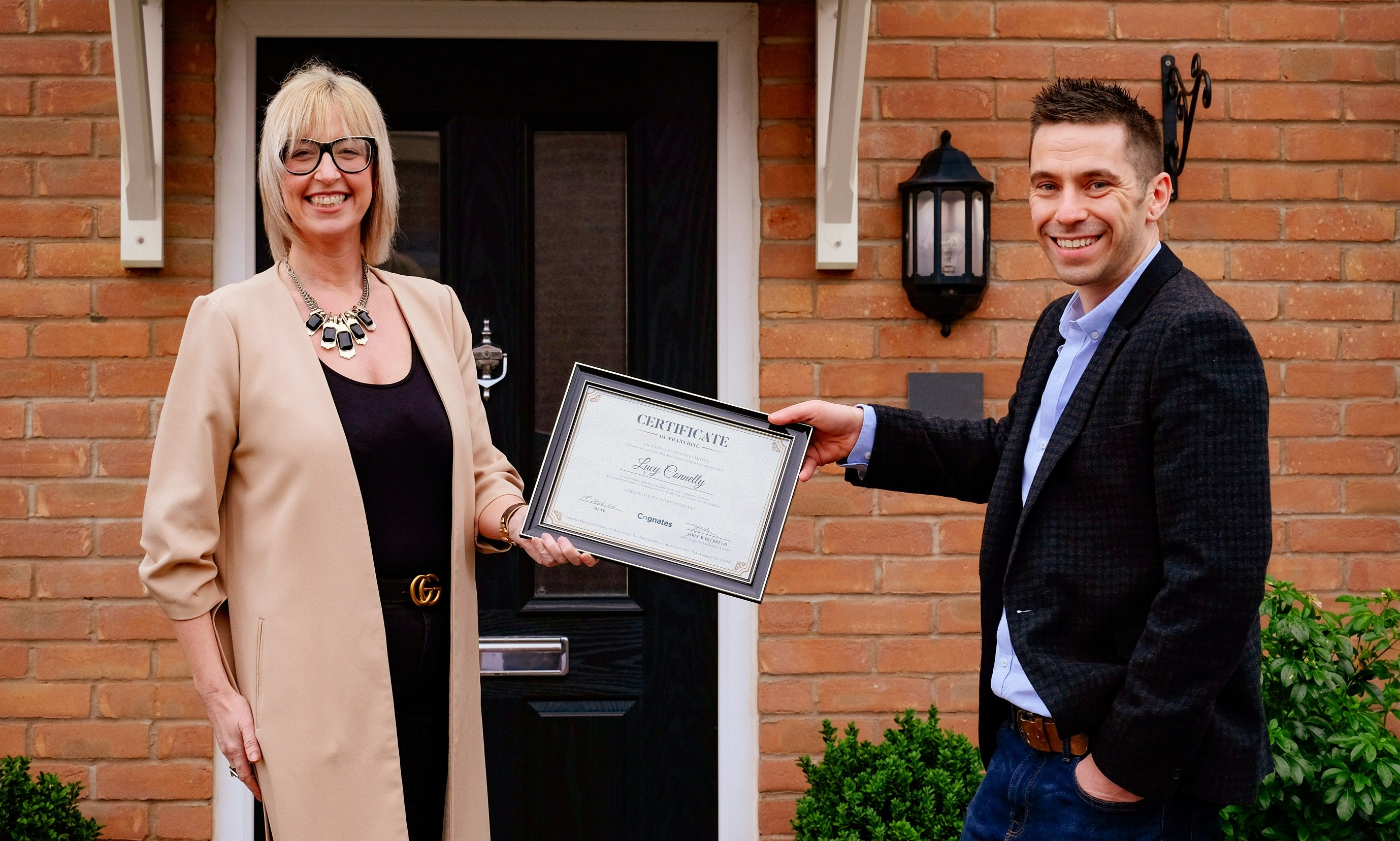 Leicestershire Entrepreneur's Networking Group Goes From Strength to Strength with First Franchise Deal