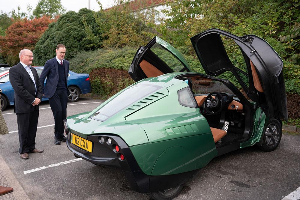 UK's green transport ambitions fuel expansion for East Midlands manufacturer Luxfer