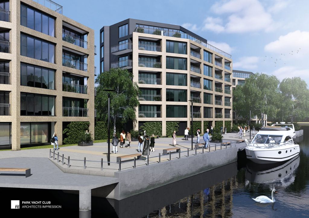 MAC Construction Consultants appointed to deliver waterfront residential scheme in Nottingham