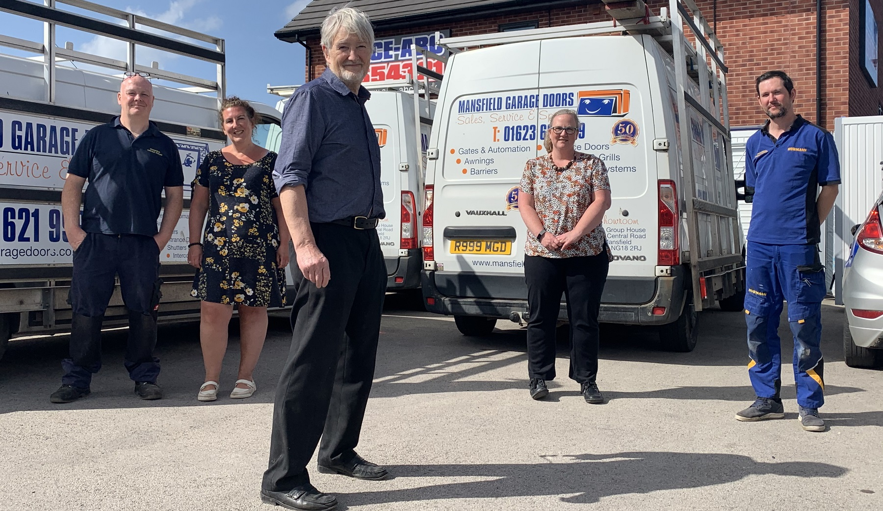 Home improvement trend opens door to further success for Mansfield firm