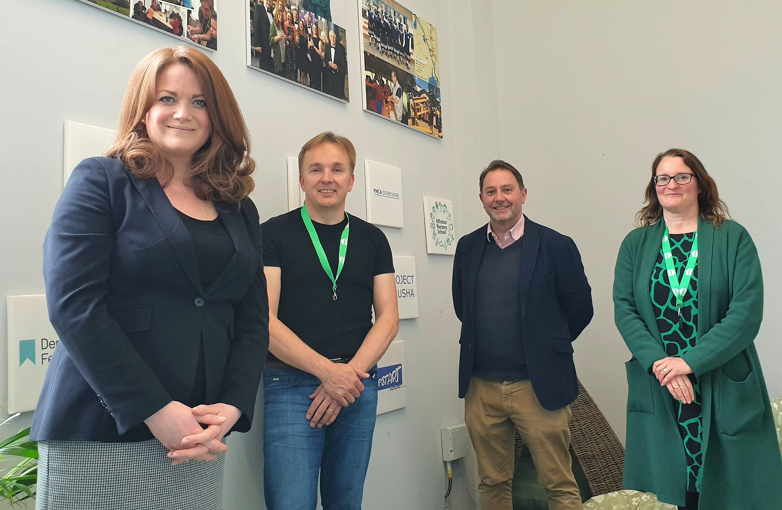 Burton MP makes history at the Derbyshire firm putting the fun back into children's learning all over the world