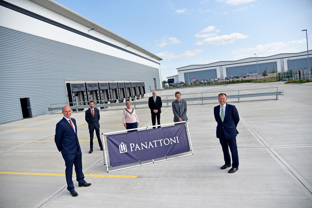 Businesses Move to Panattoni's New Park in Nottingham