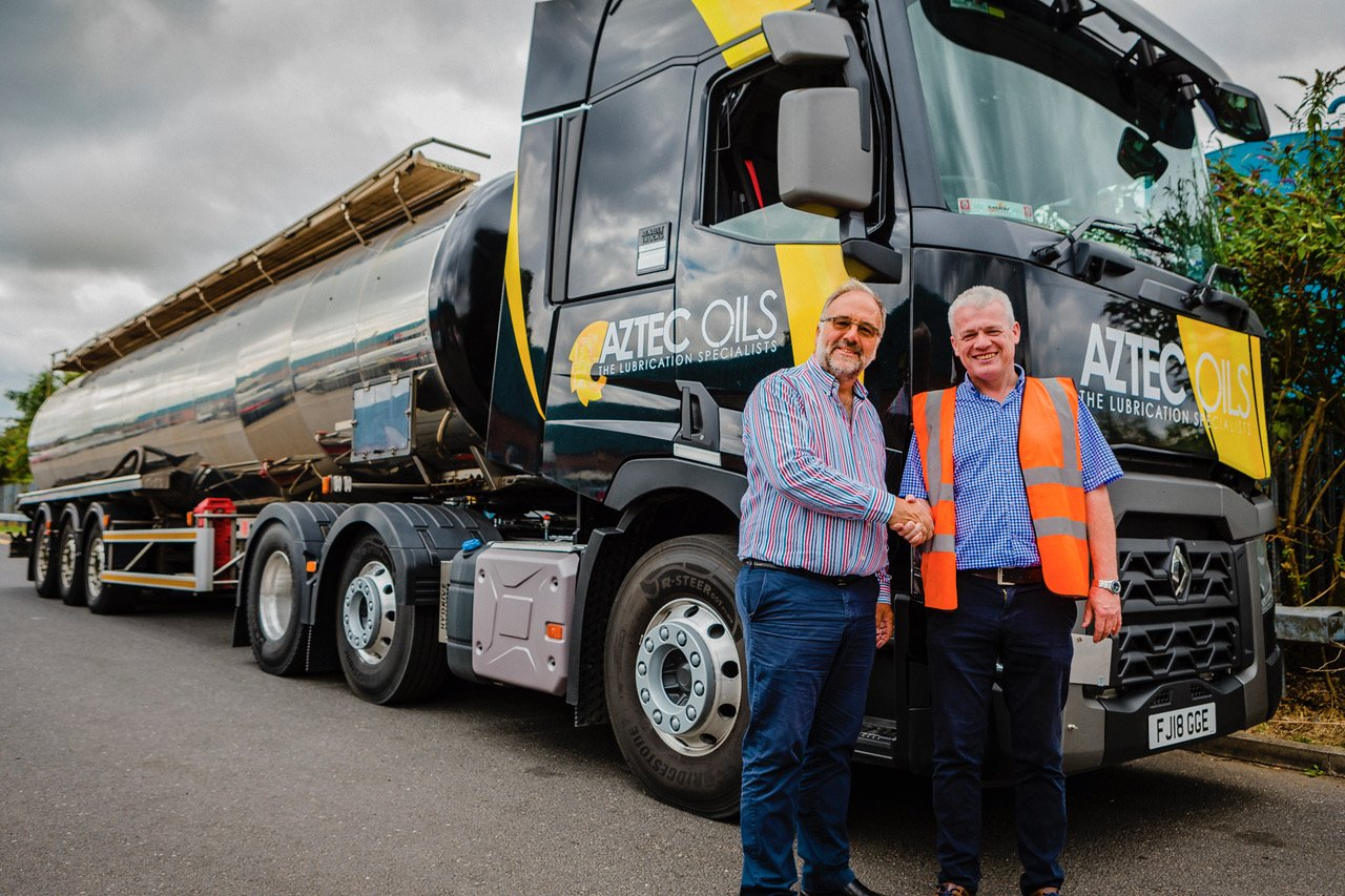 Lubricant firm expands fleet to improve services