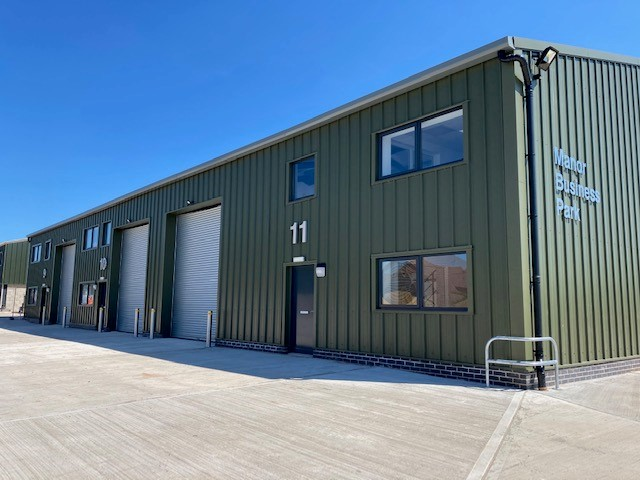 SECOND PHASE LAUNCHED AT POPULAR LEICESTERSHIRE INDUSTRIAL PARK