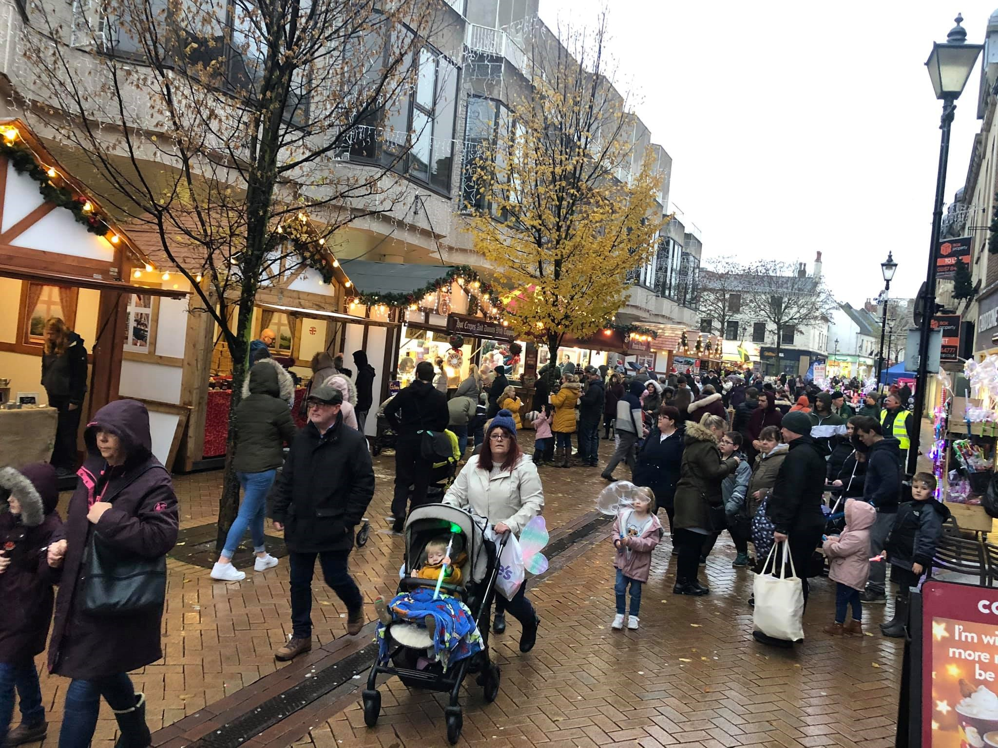 Planning underway for Mansfield's popular Christmas market
