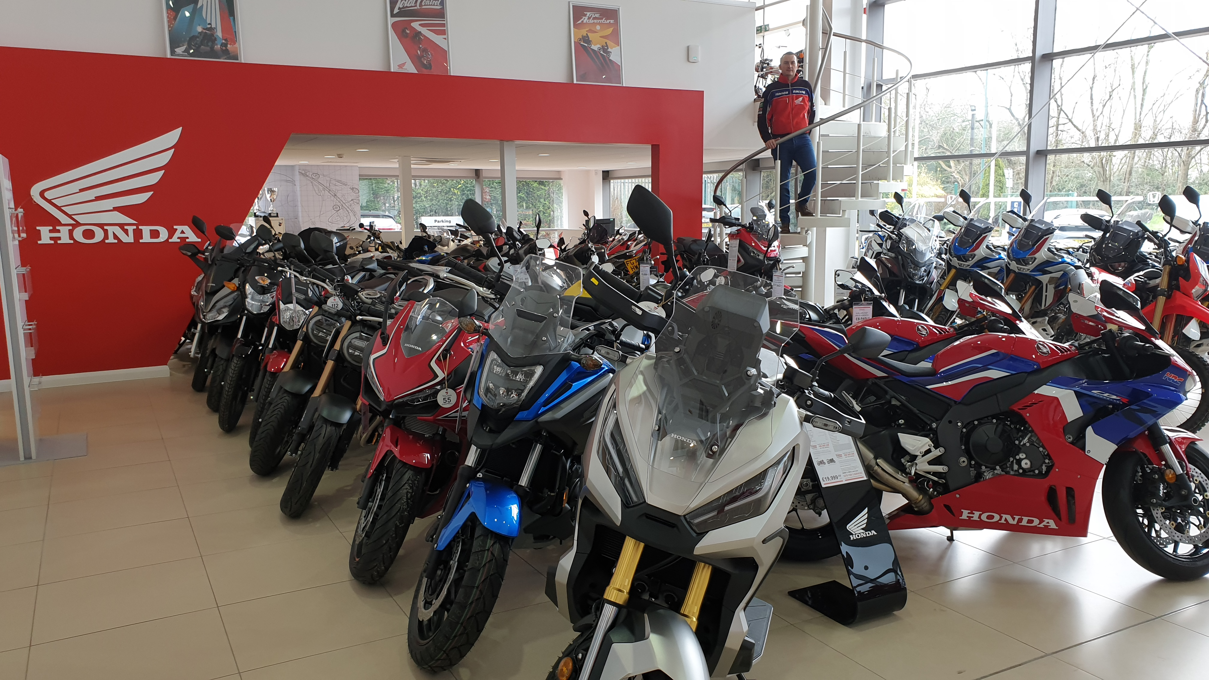 Vertu Motors has invested £650,000 to create a new destination for East Midlands motorcycle enthusiasts.
