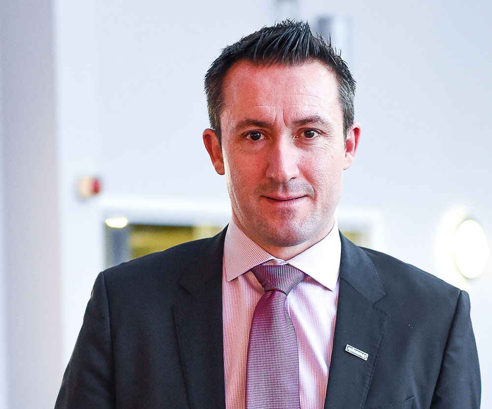 New European Managing Director takes the wheel at Pall-Ex