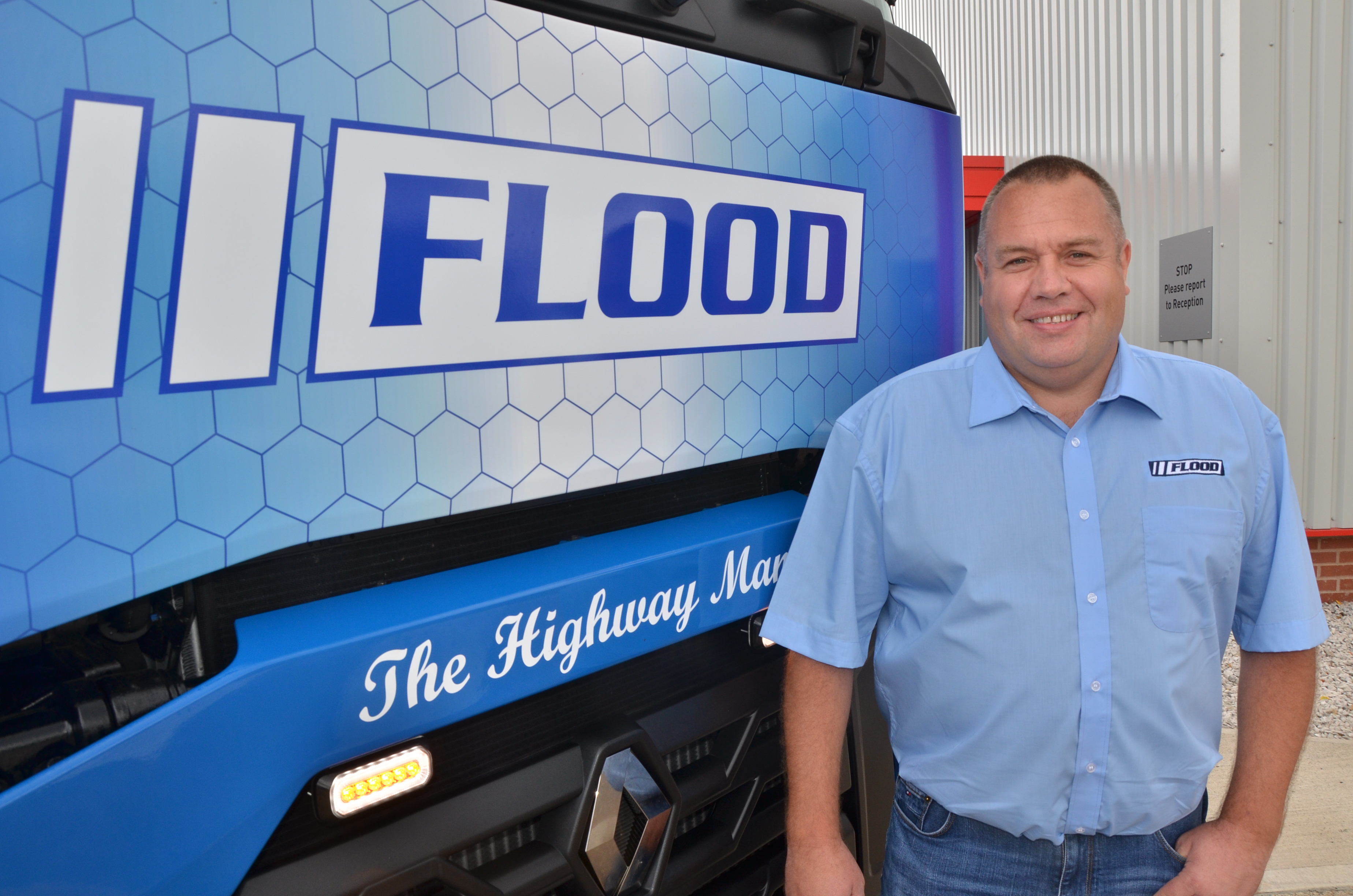 TRUCK INVESTMENT FOR FAMILY FIRM