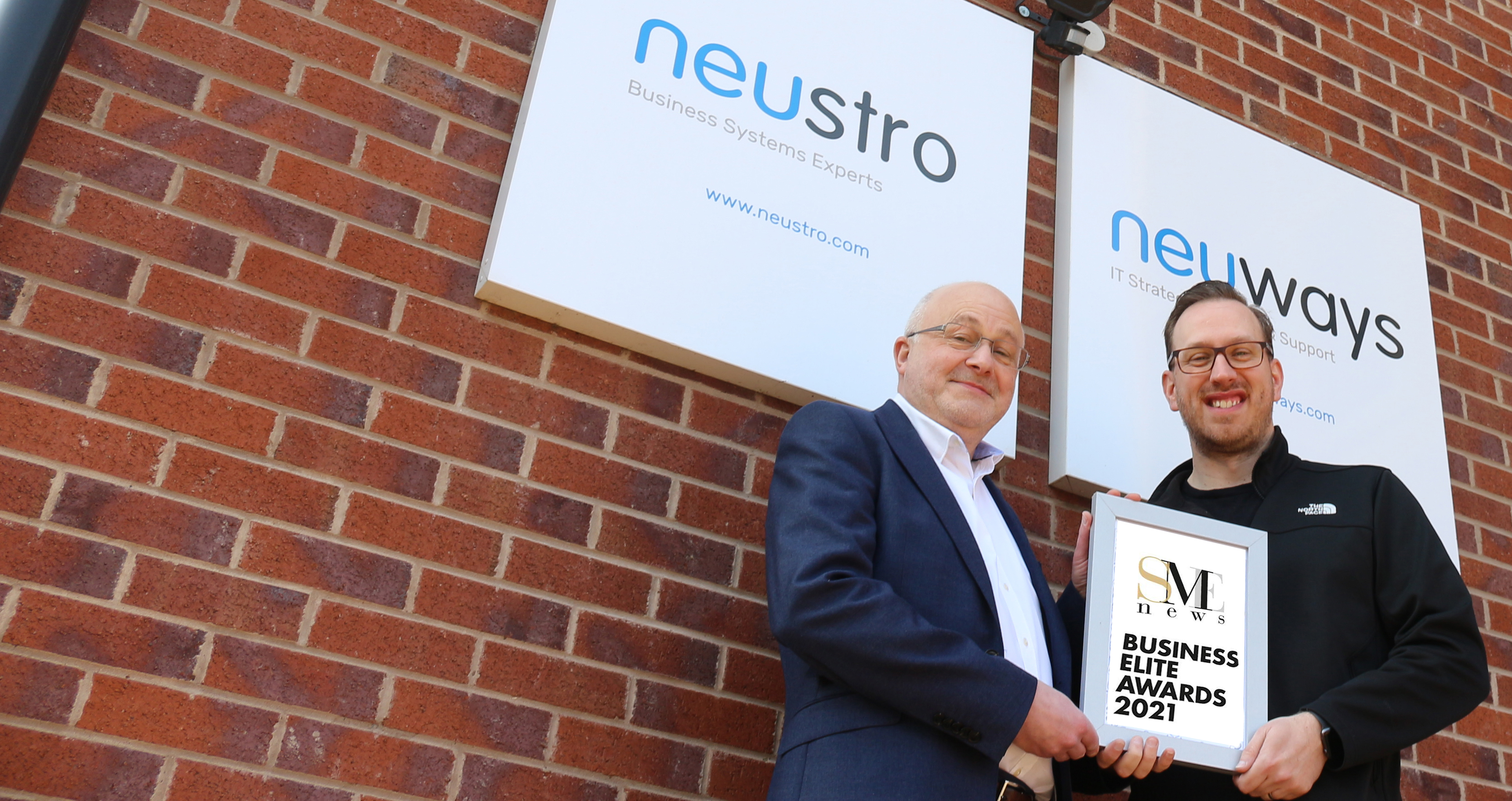 Business IT provider recognised as best in Derby