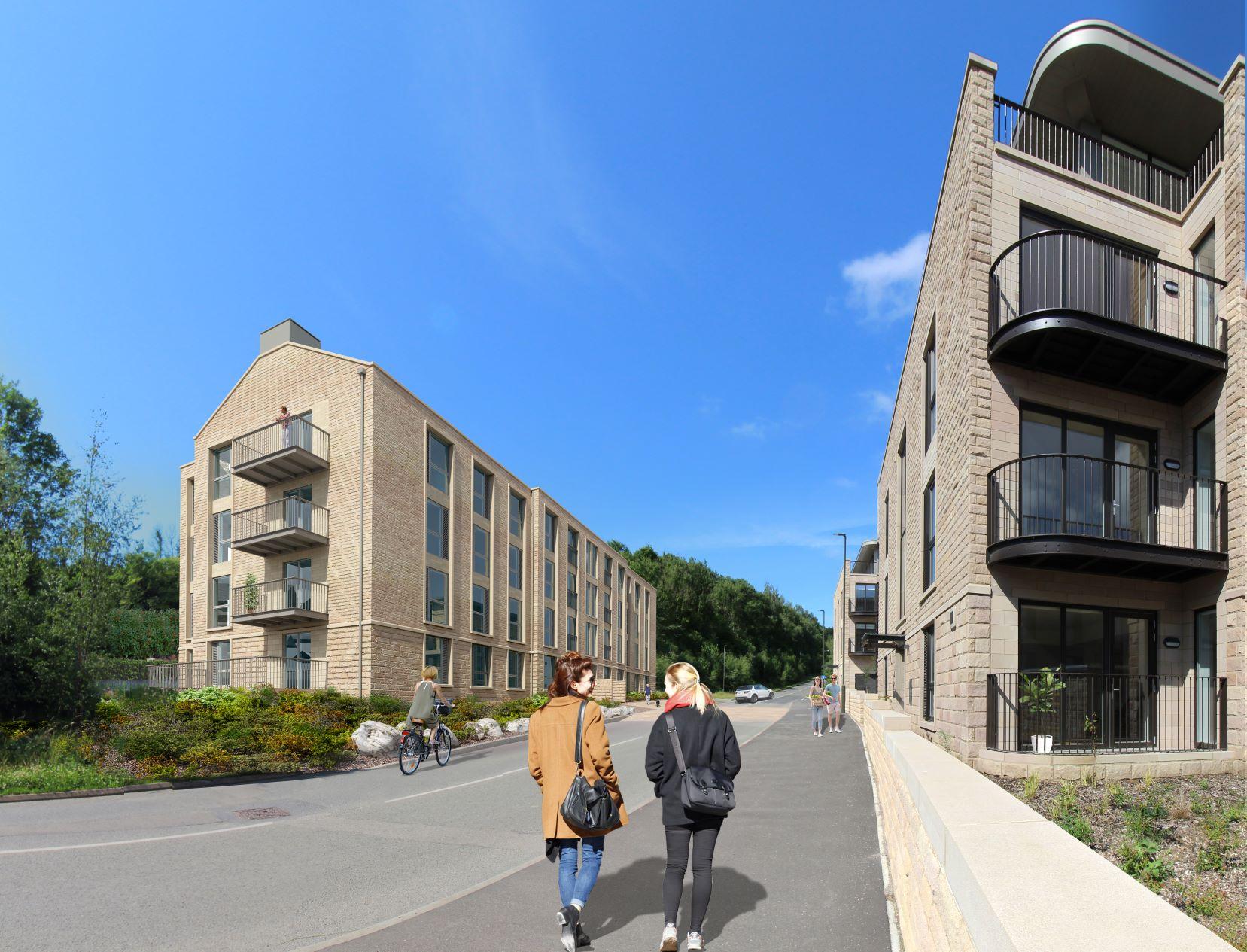 Derbyshire construction firm celebrates further contract win at prestigious Matlock Spa development