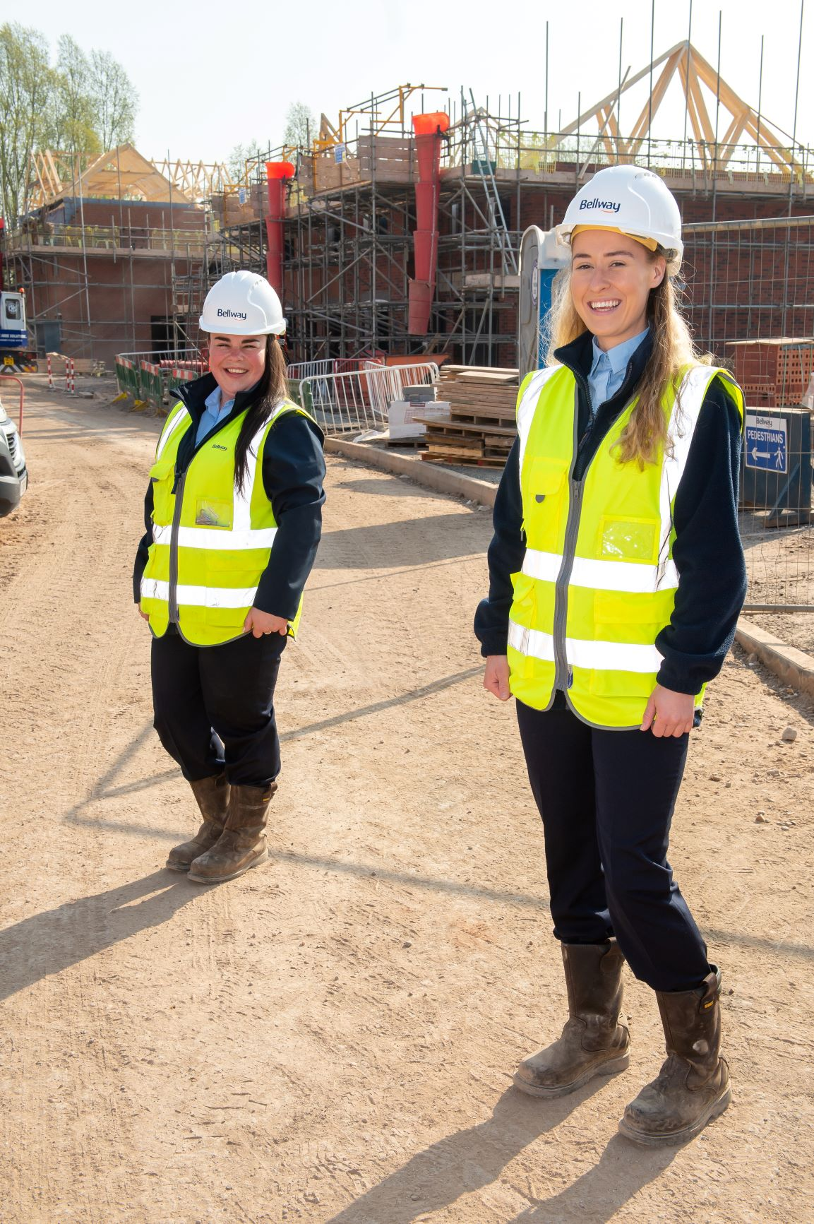 Bellway leads way for women in construction with new appointments