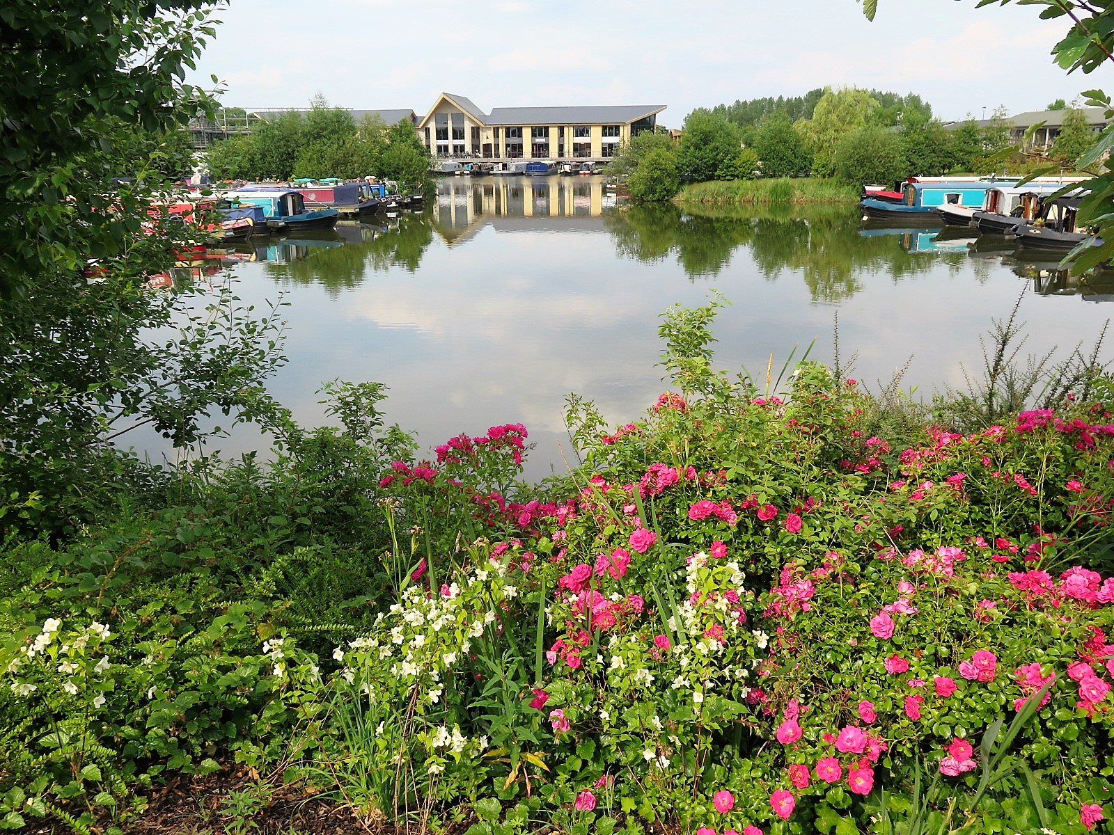 More shops at Mercia Marina reopen as Government eases lockdown restrictions