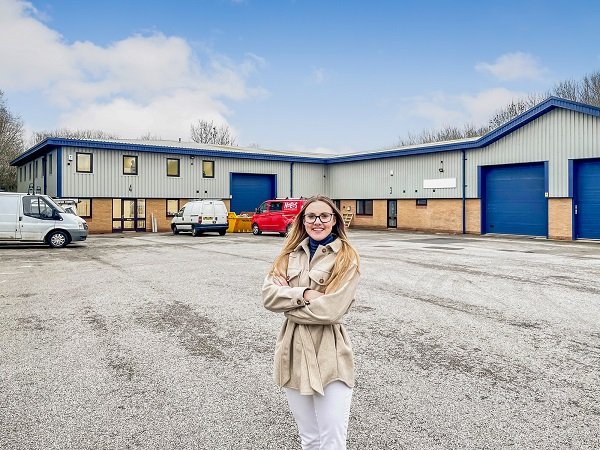 10,000 sq ft deal as easy as ABC for NG
