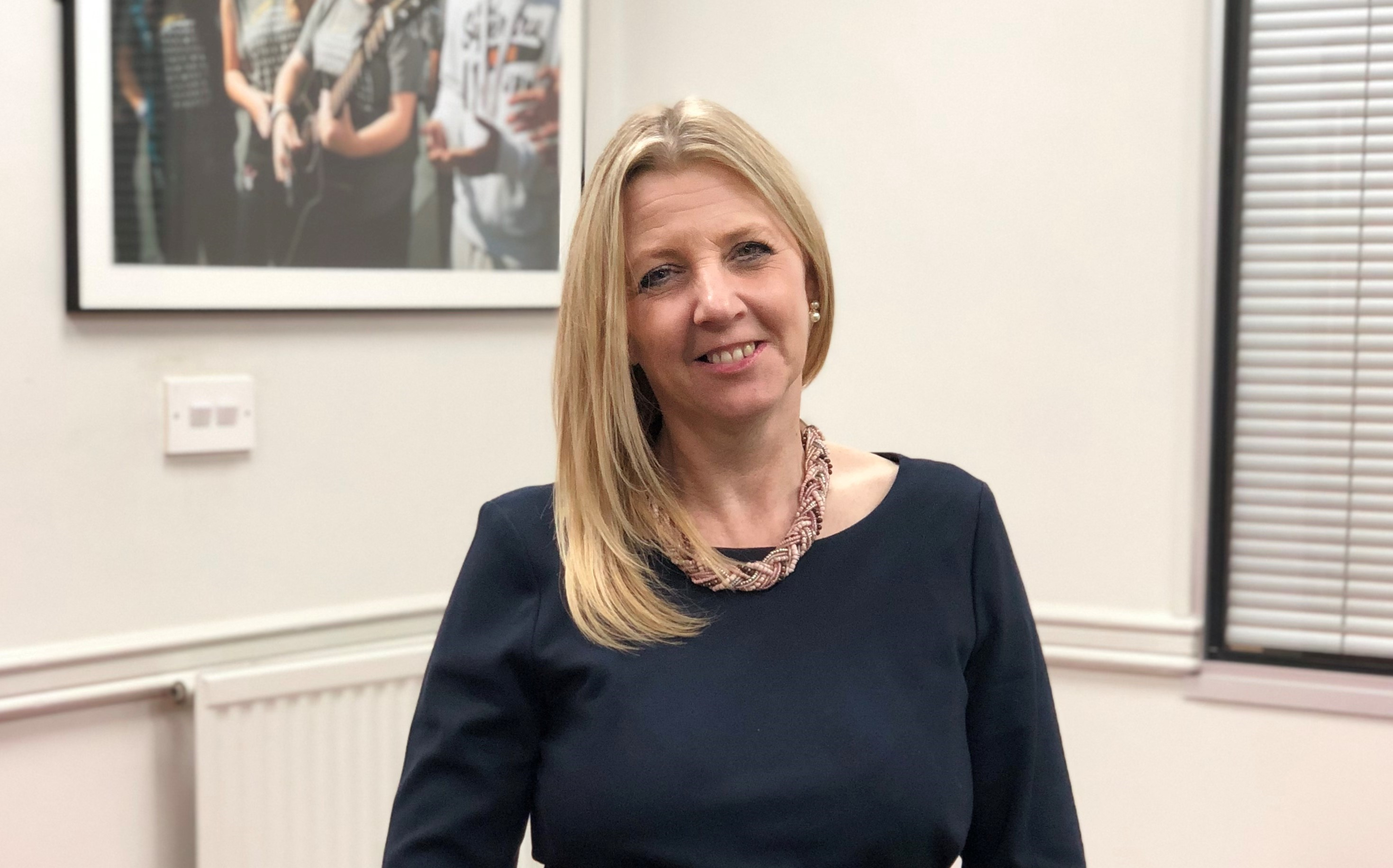 IoD APPOINTS MICHELLE ALLISON AS GREATER LINCS CHAIR