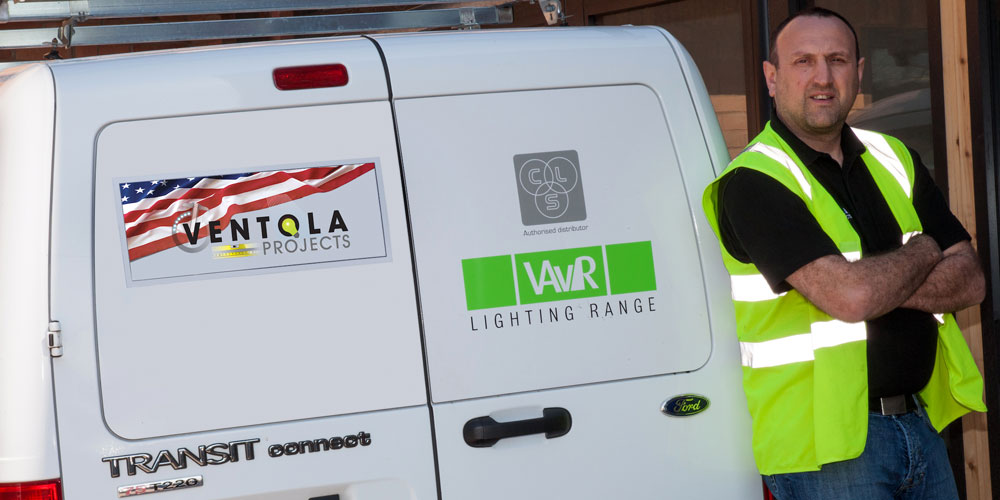 Leicestershire lighting firm to bolster UK-US export links at CONEXPO