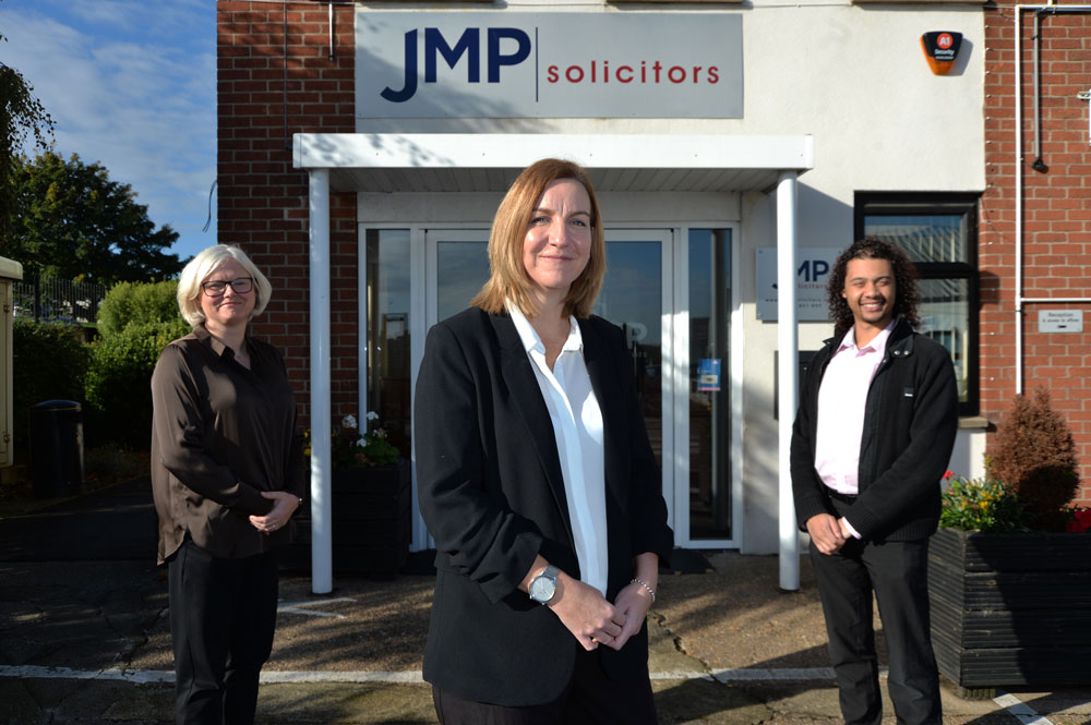 East Midlands law firm expands team with triple hire