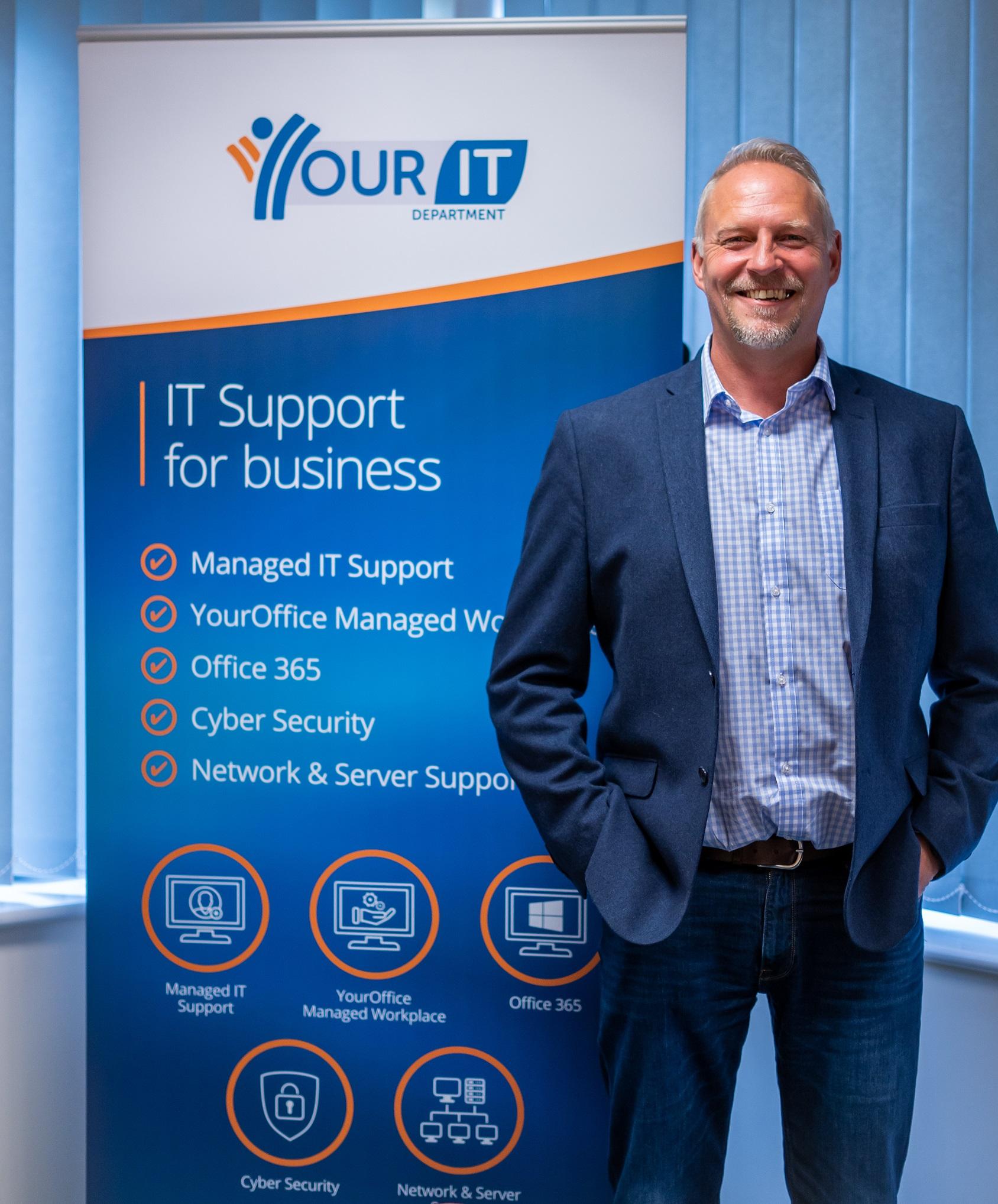 Awarding winning IT support provider expands team