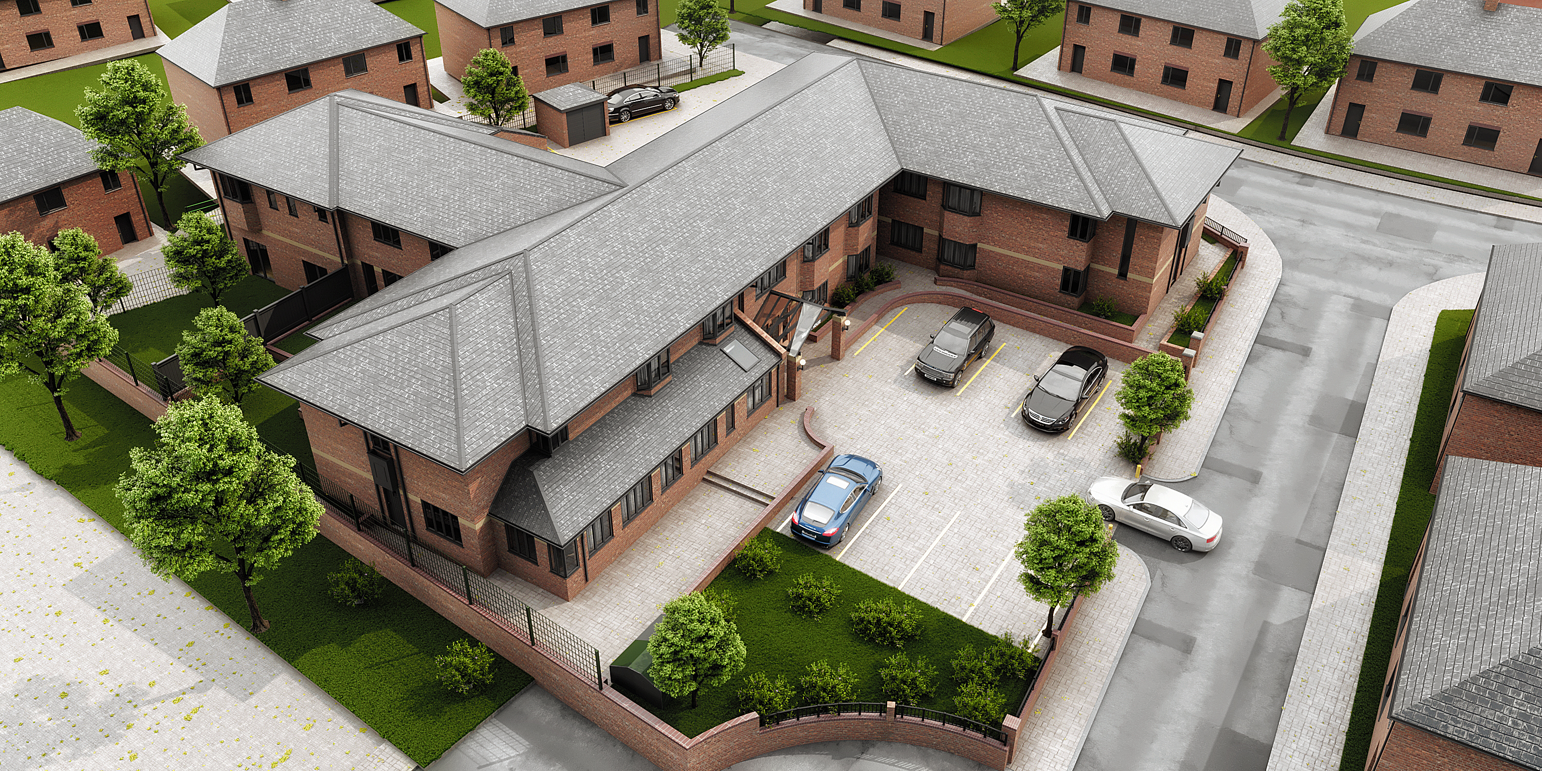 FORMER CARE HOME TO BE TURNED INTO FLATS