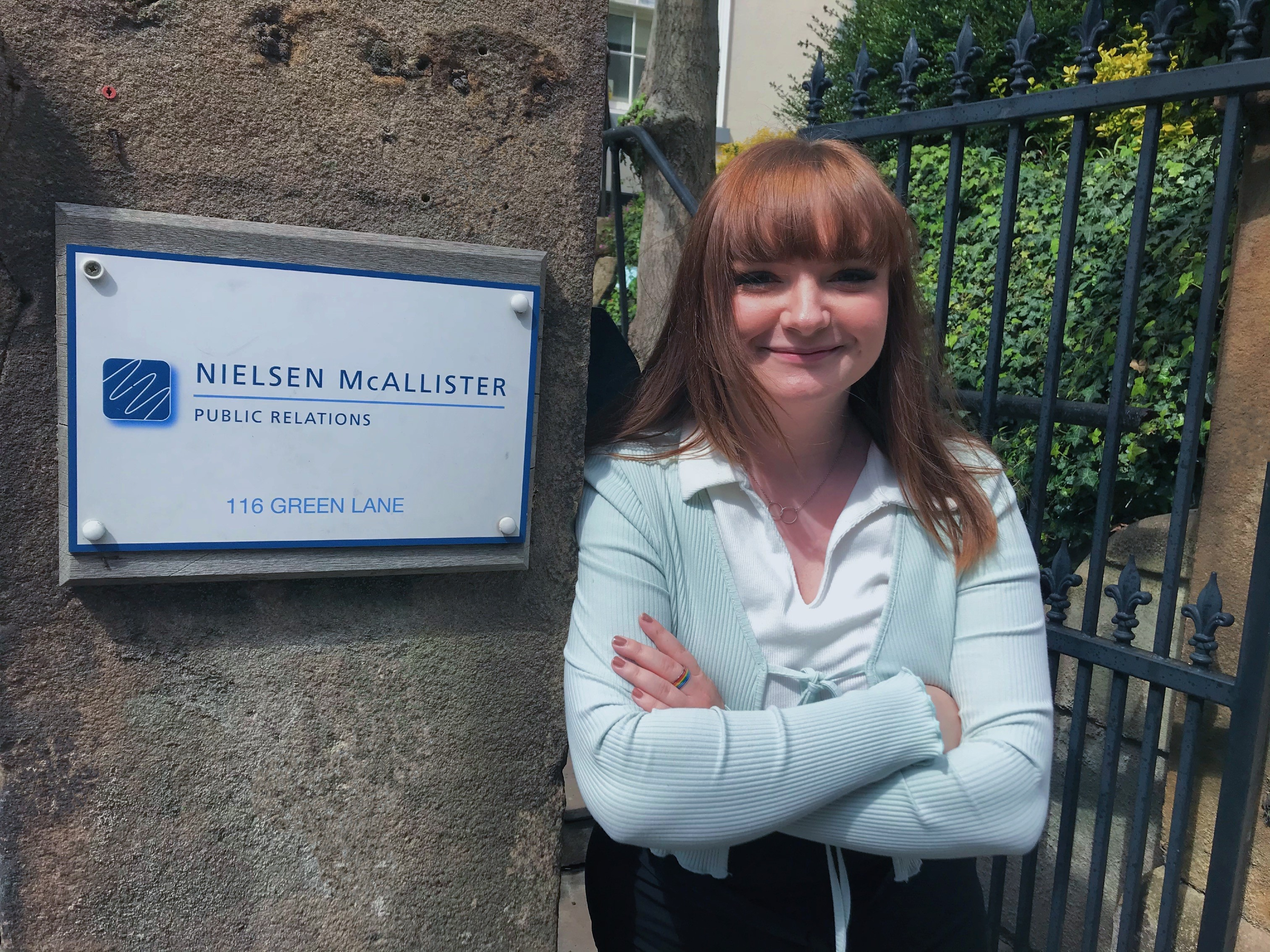 Investing in the future – local PR firm takes on its first apprentice